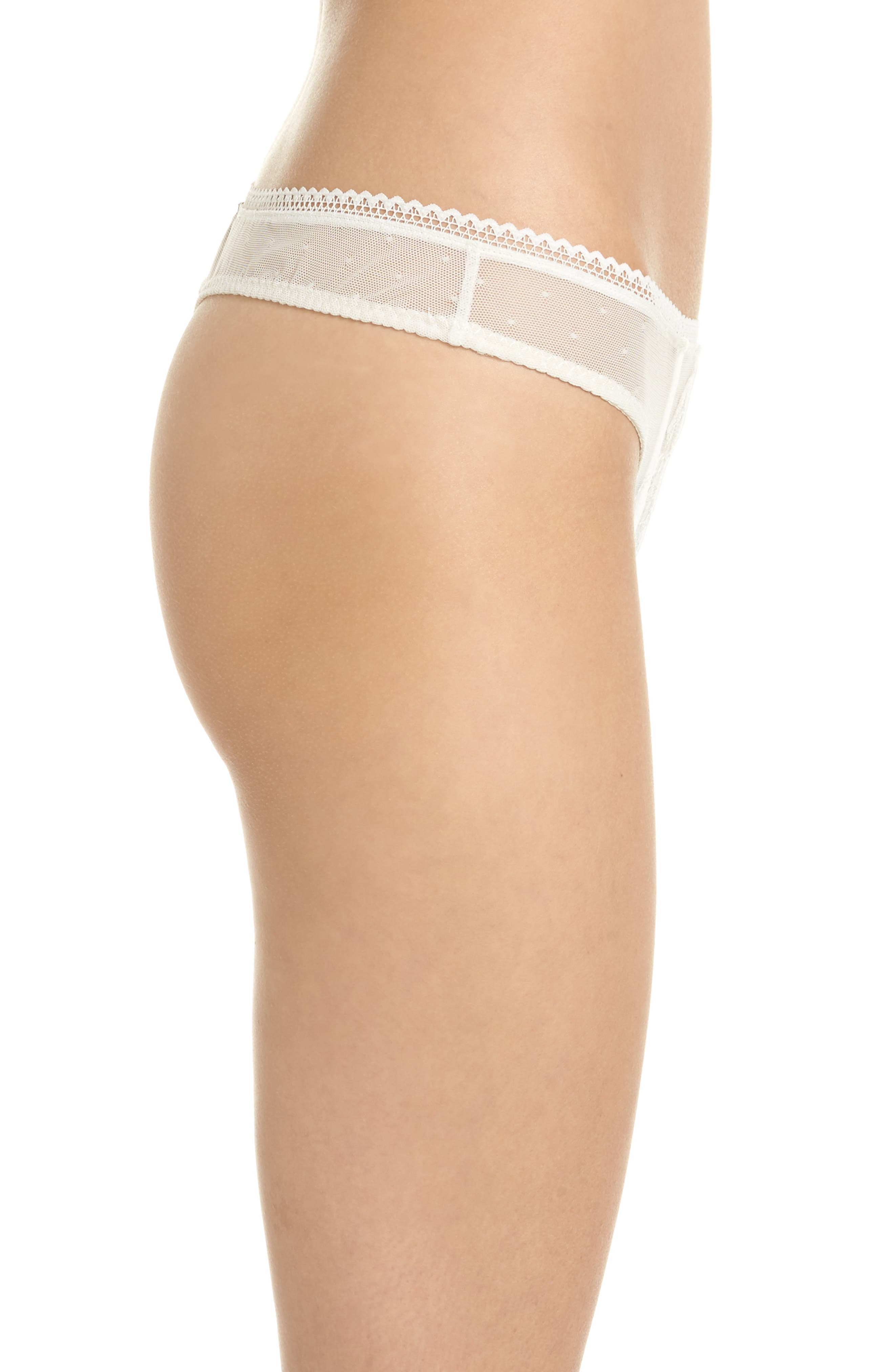 Thistle & Spire All Wrapped Up Thong,                             Alternate thumbnail 9, color,