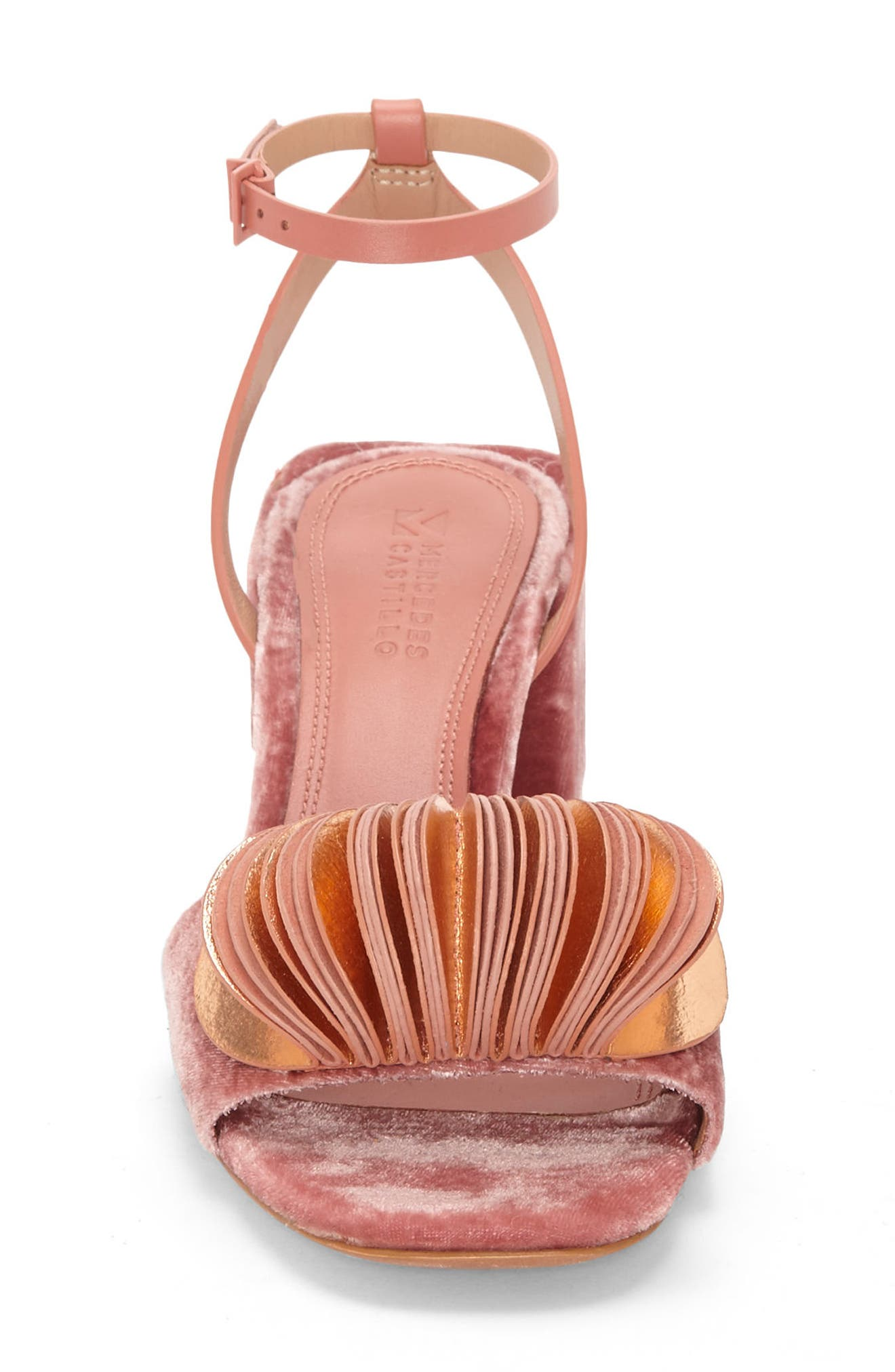 Riza Block Heel Sandal,                             Alternate thumbnail 14, color,