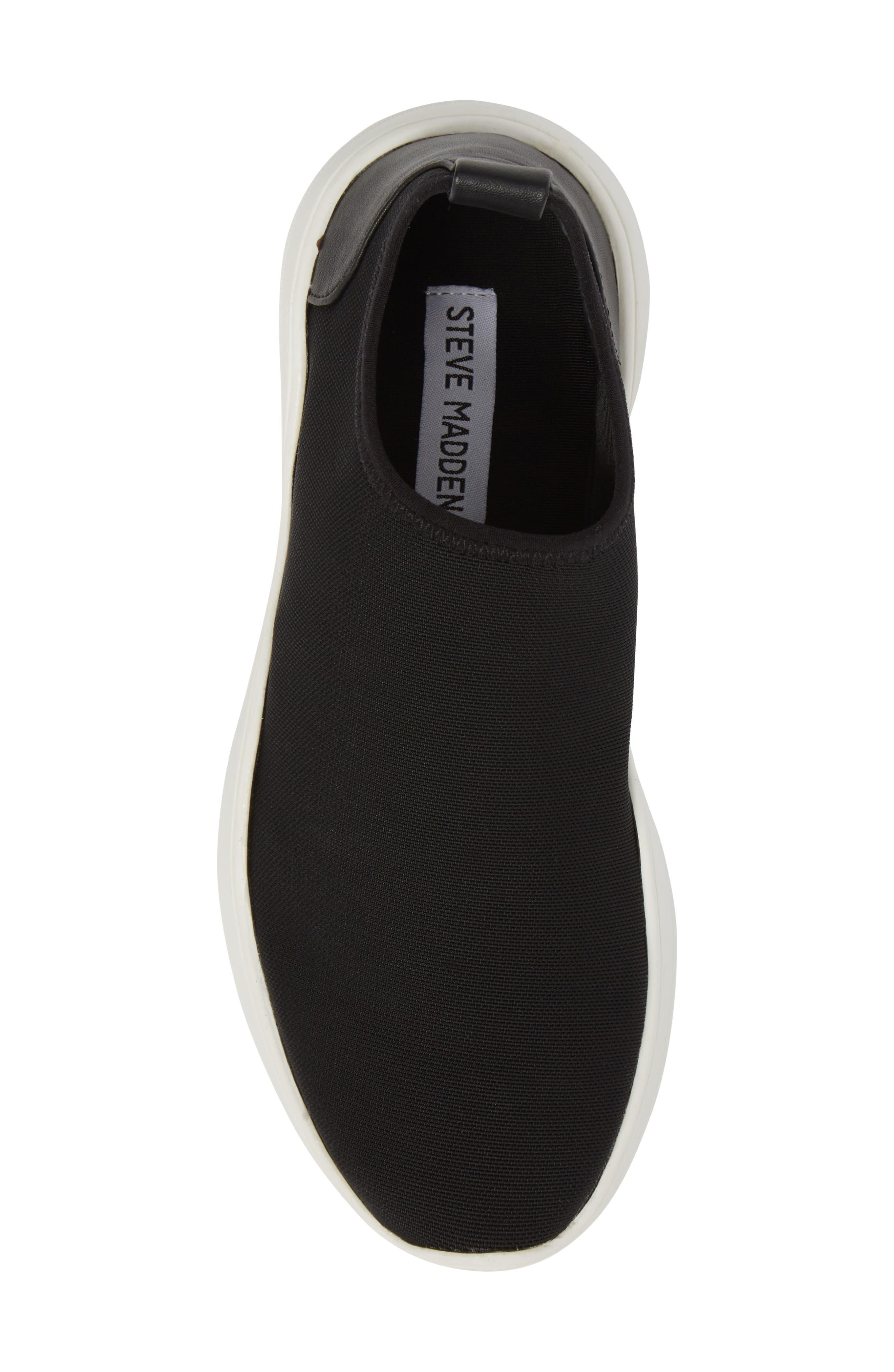 Floren Slip-On Sneaker,                             Alternate thumbnail 5, color,                             001