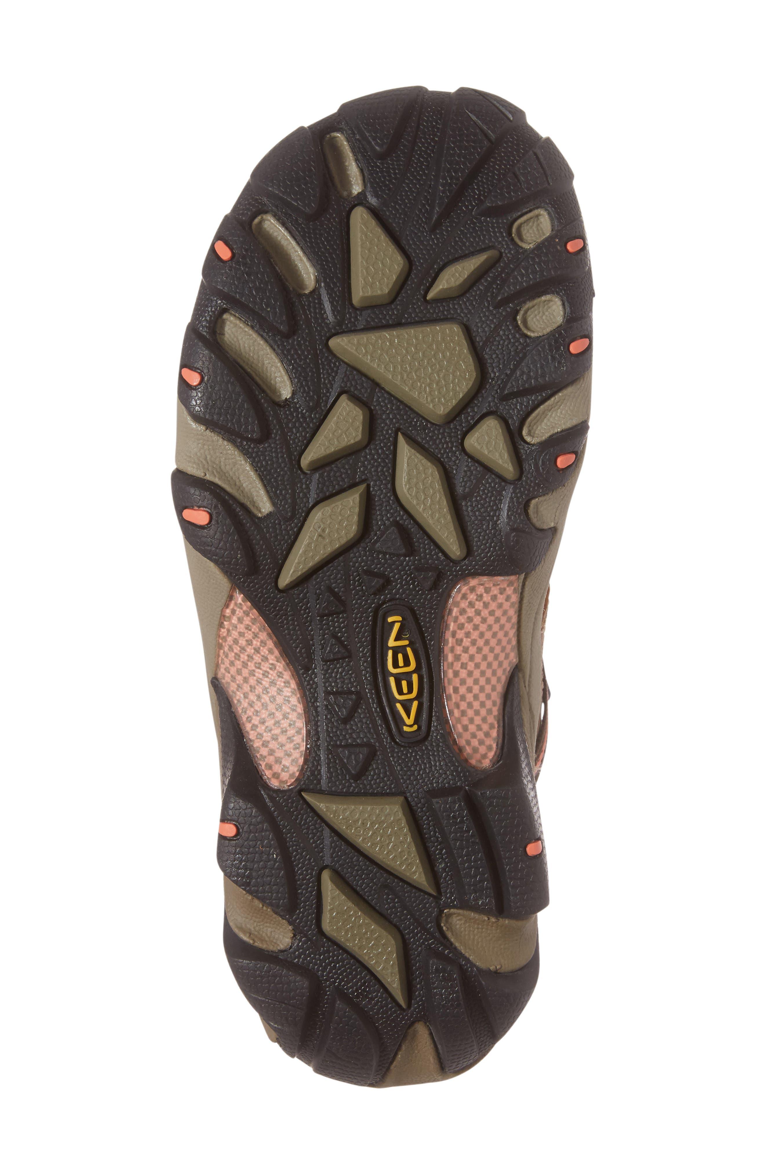 'Voyageur Mid' Trail Shoe,                             Alternate thumbnail 6, color,                             202