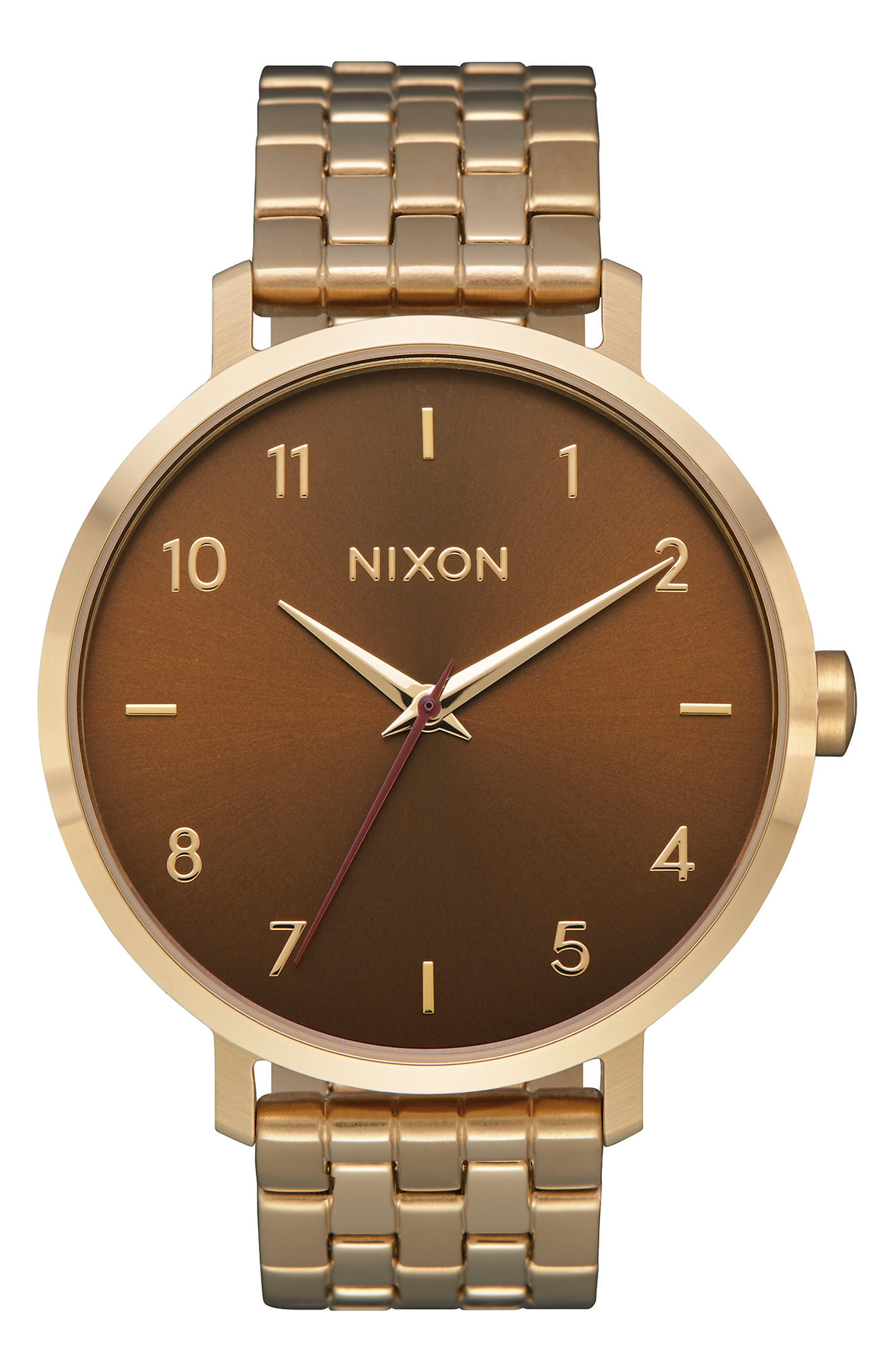 The Arrow Bracelet Watch, 38mm,                             Main thumbnail 12, color,