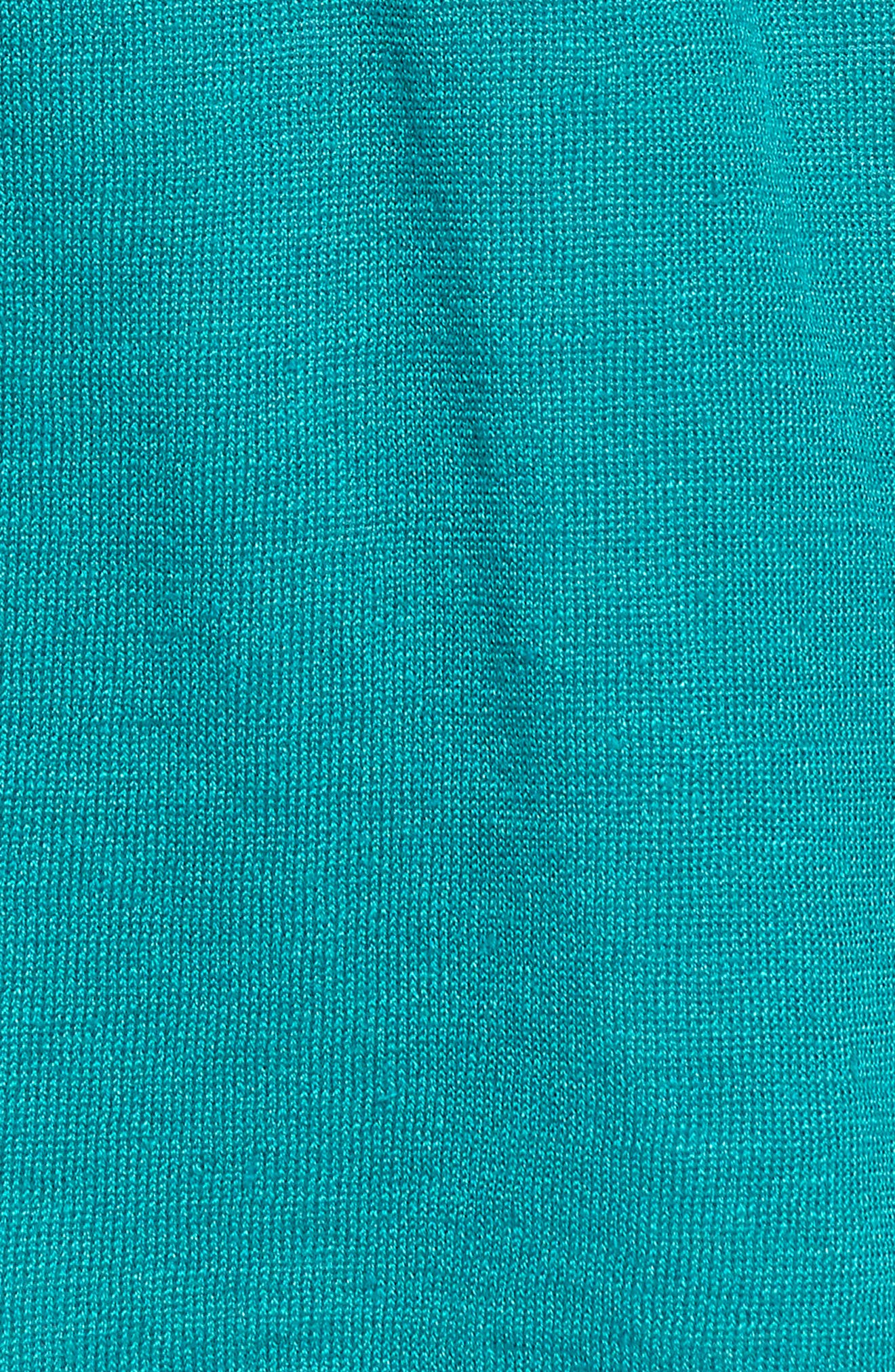 Organic Linen Cardigan,                             Alternate thumbnail 21, color,