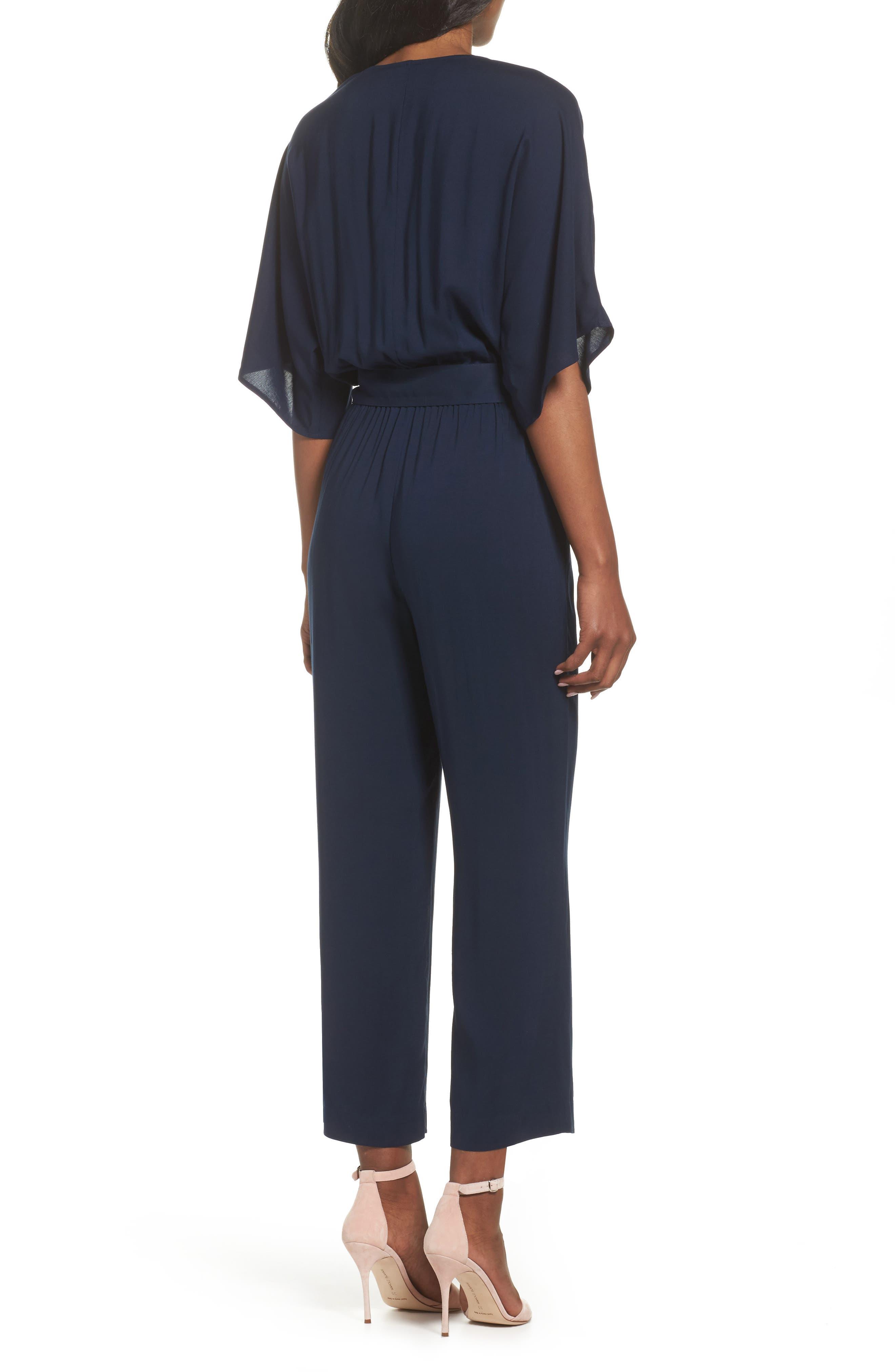 Vanette Crop Jumpsuit,                             Alternate thumbnail 2, color,                             401