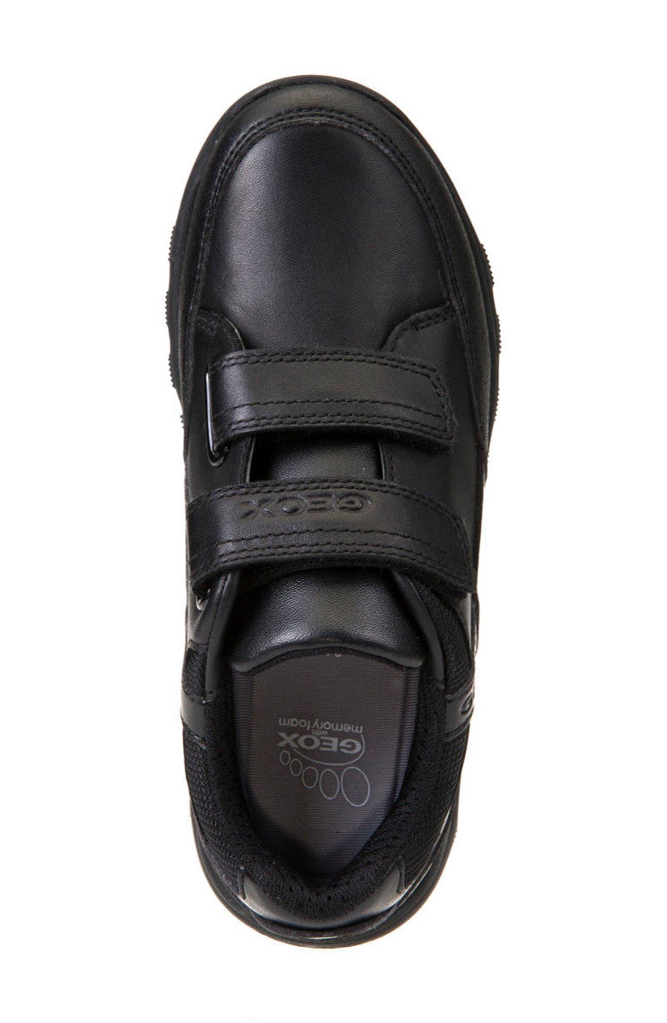 Xunday Low Top Sneaker,                             Alternate thumbnail 5, color,                             BLACK