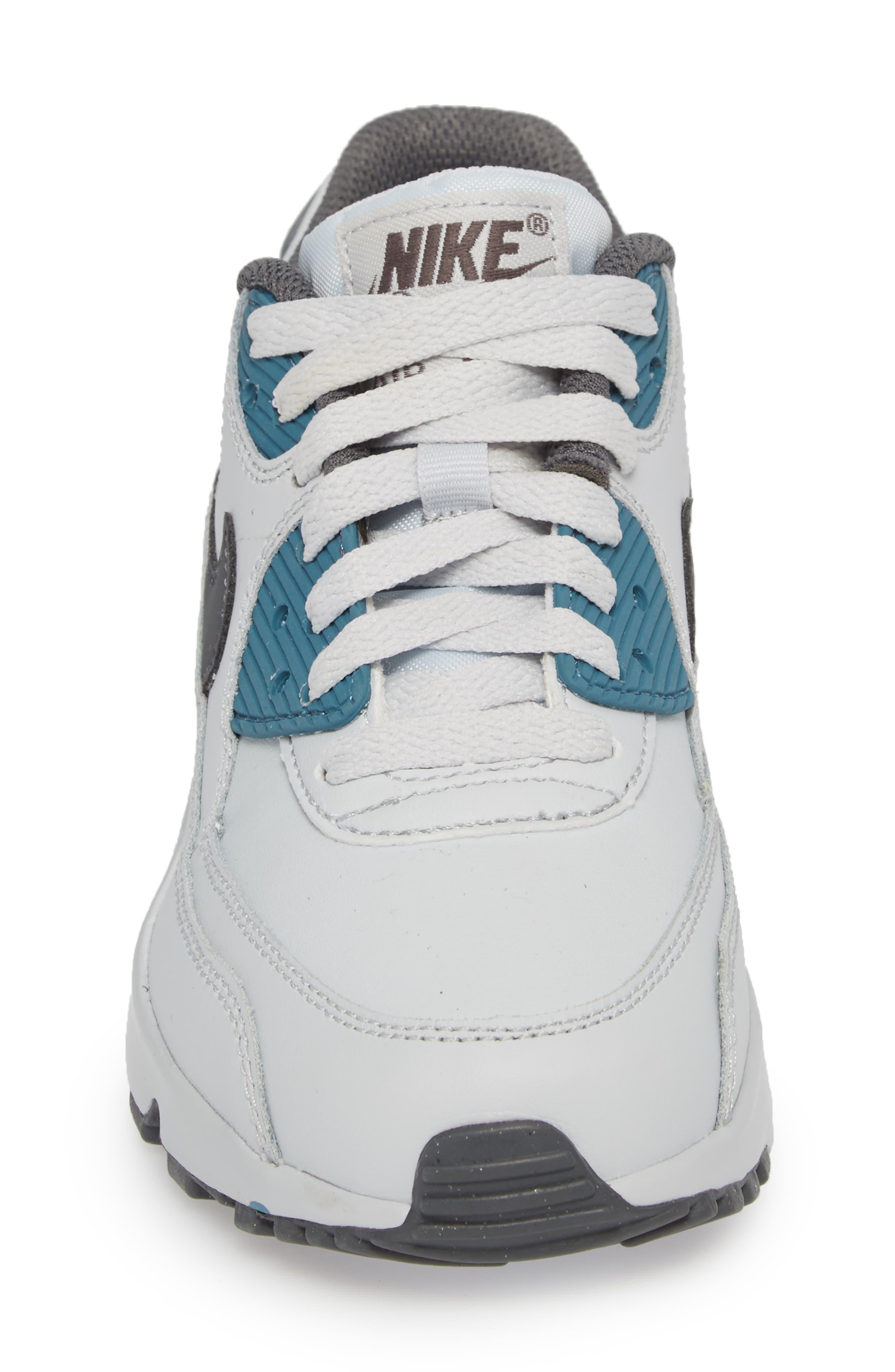 Air Max 90 Sneaker,                             Alternate thumbnail 4, color,                             040