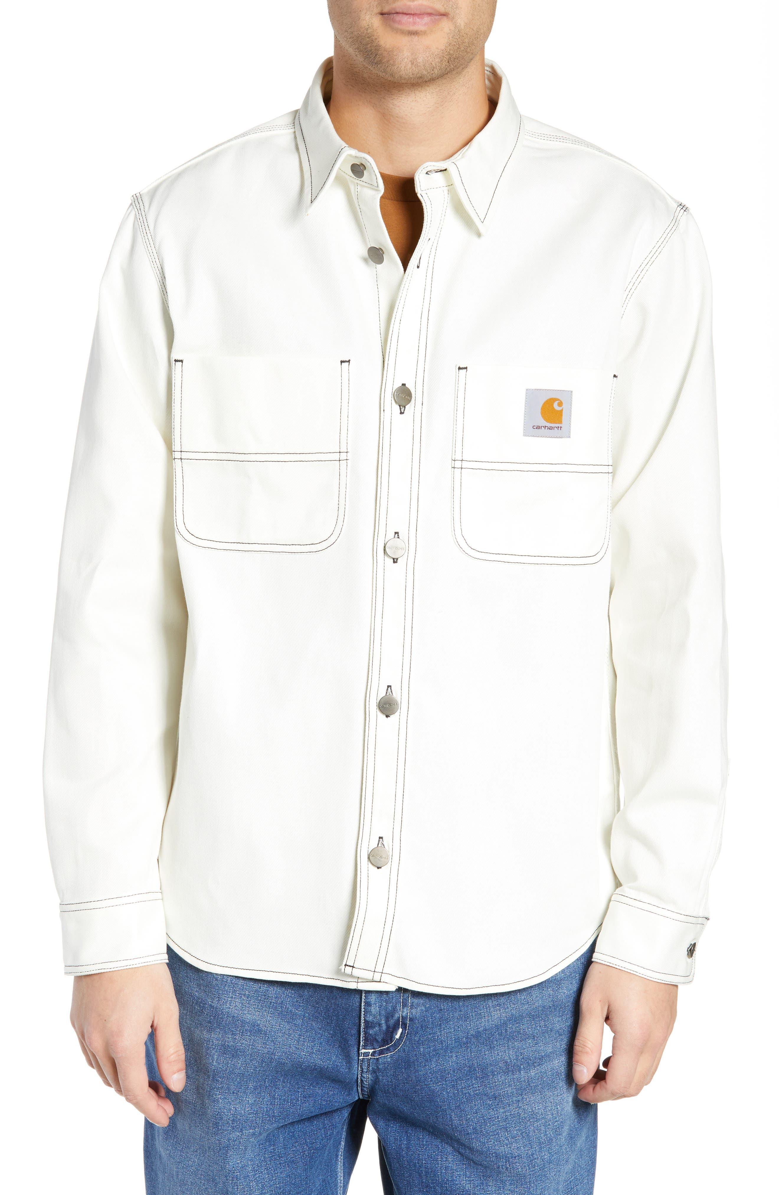 Shirt Jacket,                             Alternate thumbnail 2, color,                             WAX