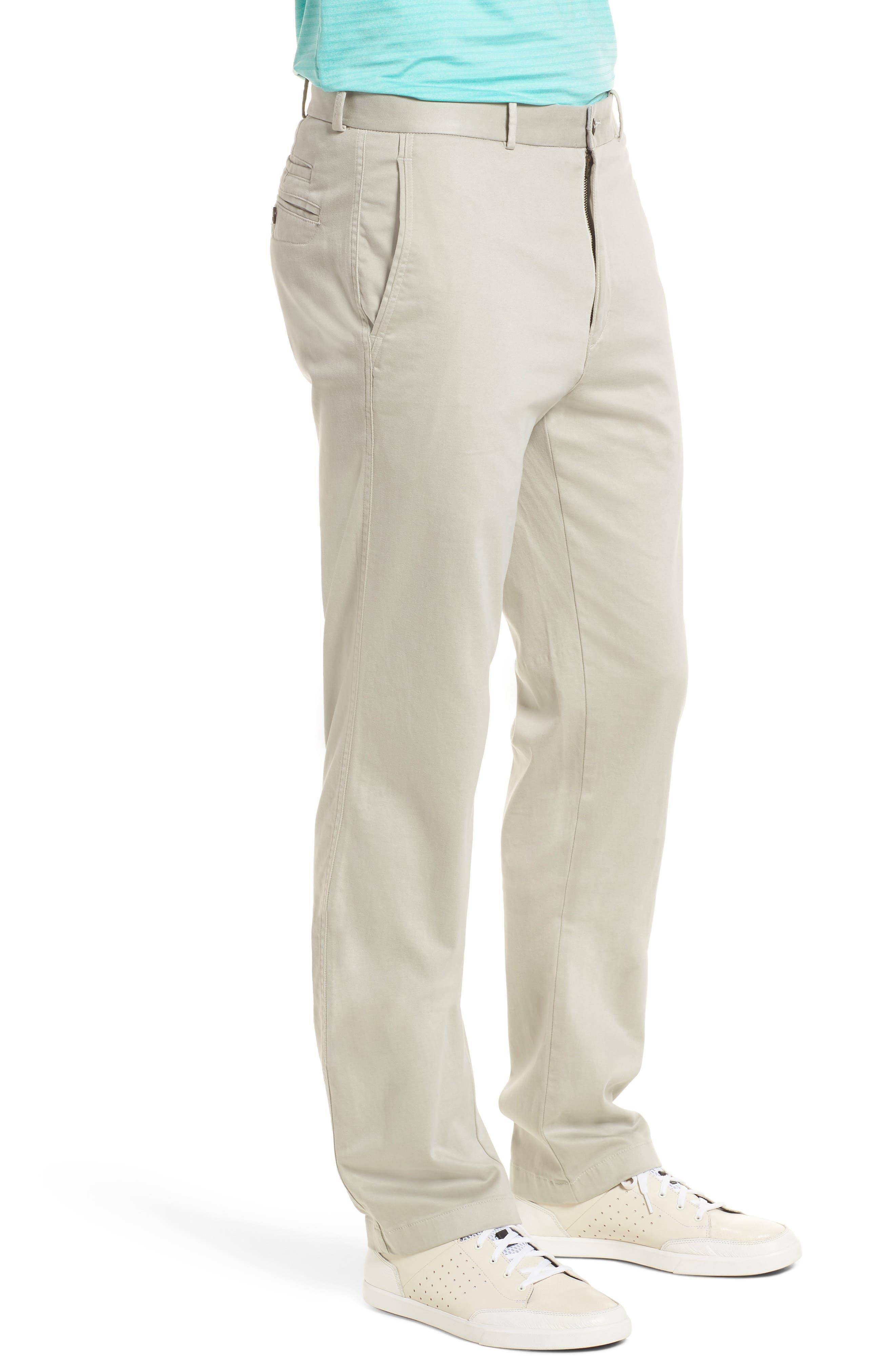 St. Charles Brushed Chino Pants,                             Alternate thumbnail 3, color,                             051