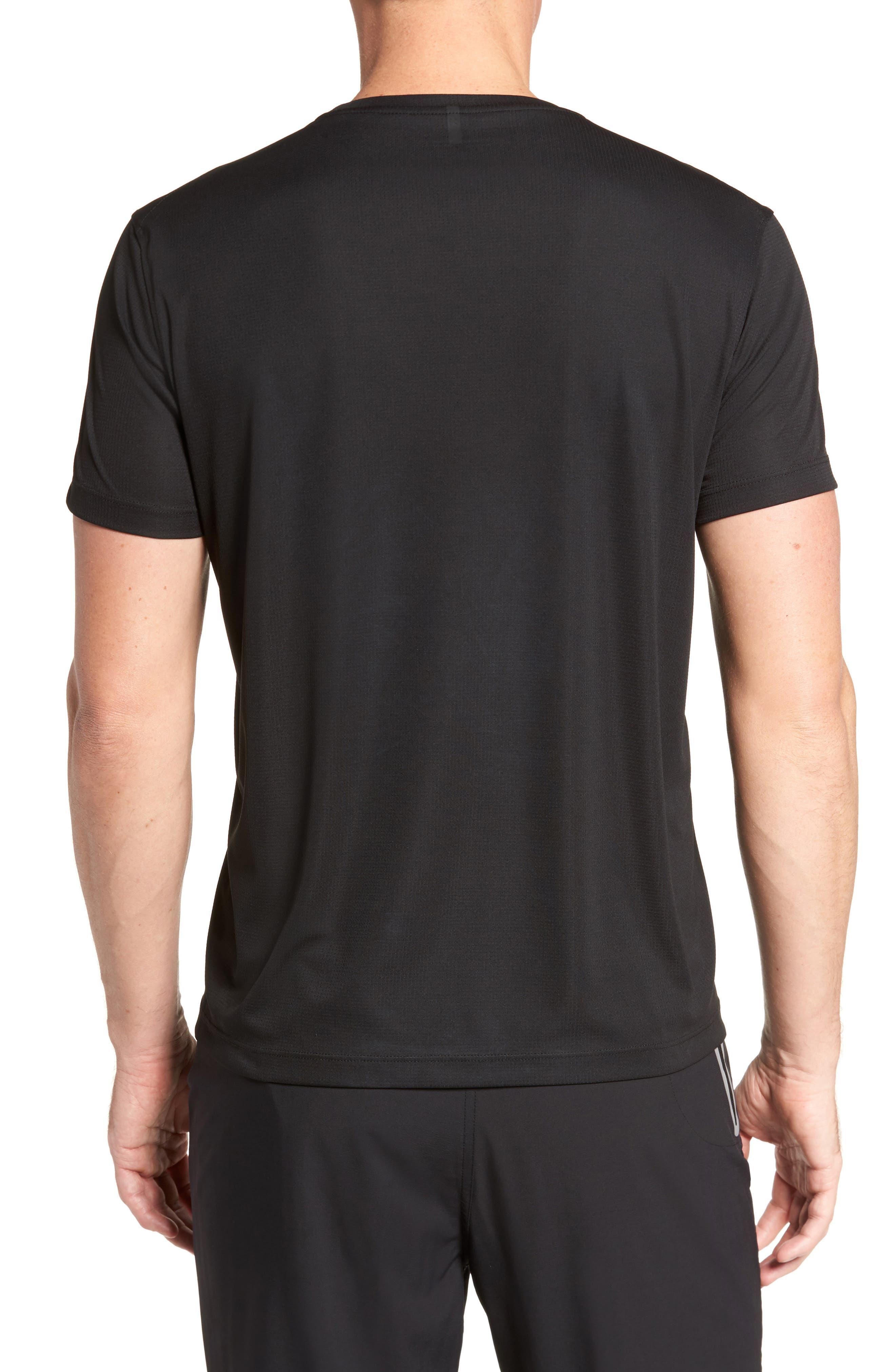 Distance Crewneck T-Shirt,                             Alternate thumbnail 4, color,