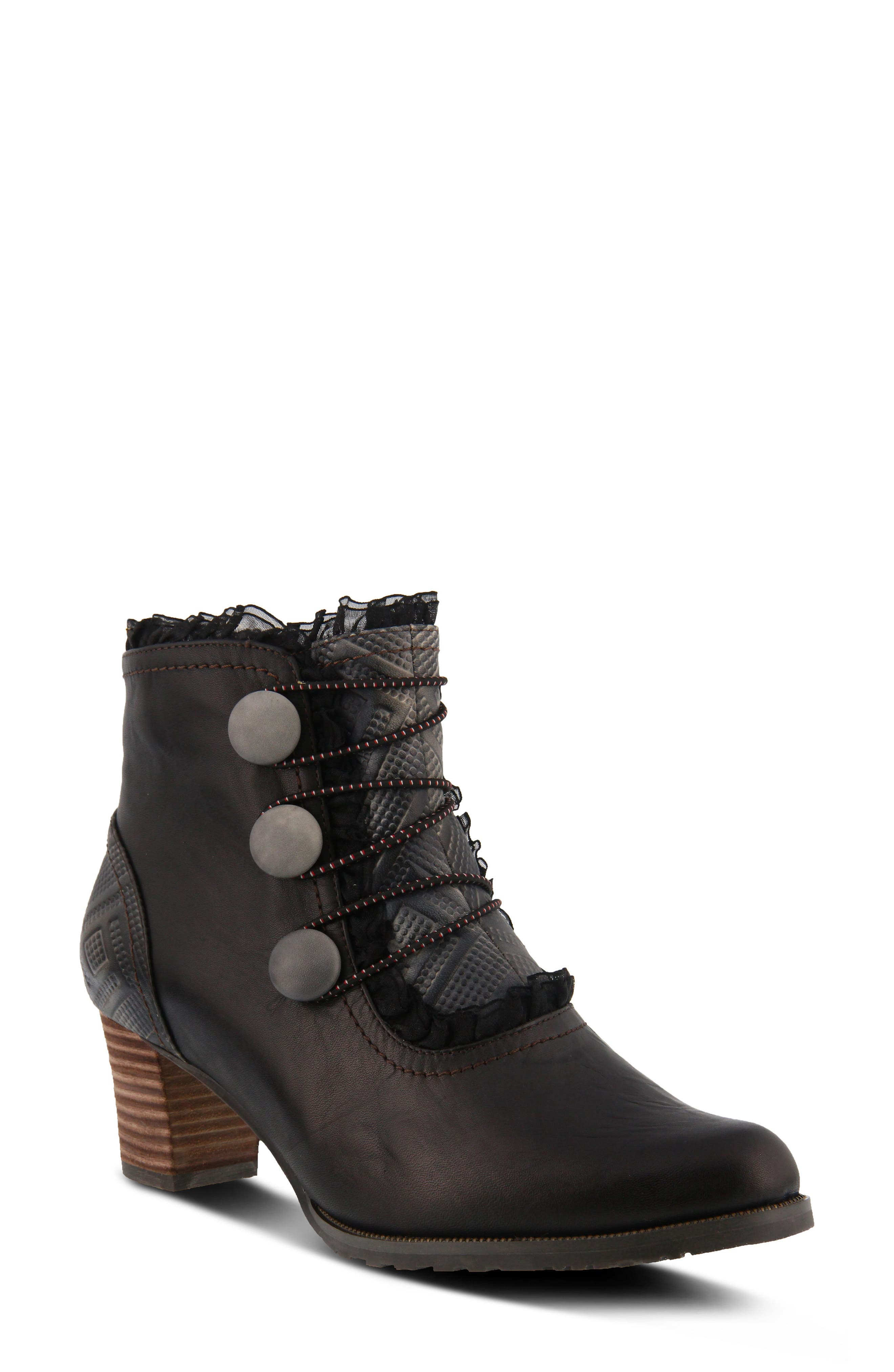 Conchita Boot,                             Main thumbnail 1, color,                             001