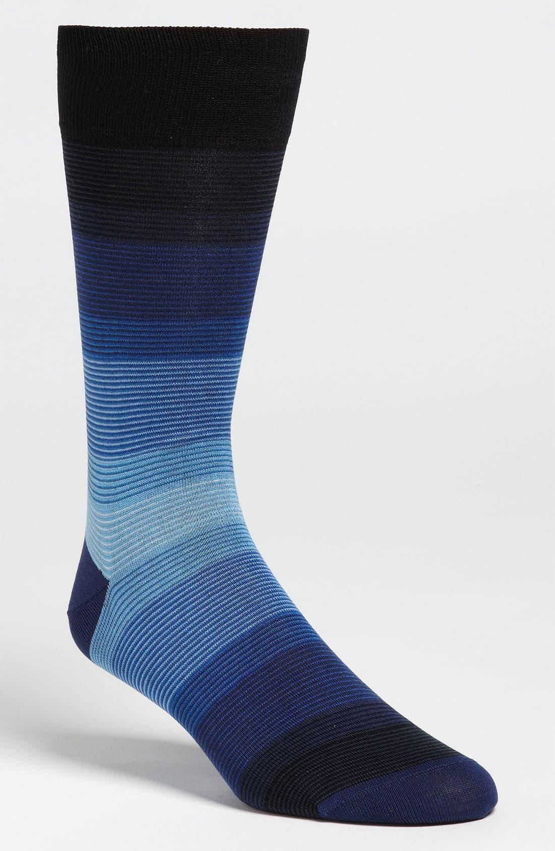 Stripe Socks,                             Main thumbnail 6, color,