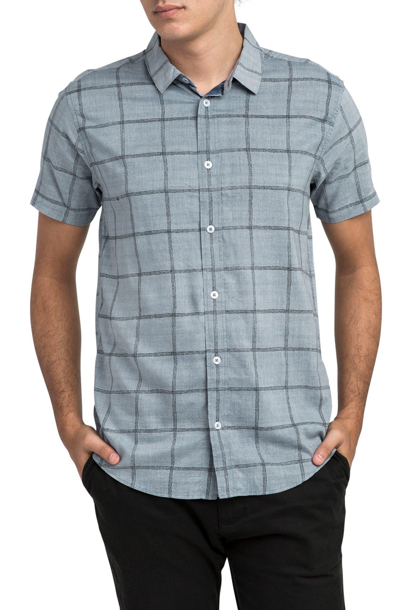Handle Short Sleeve Shirt,                         Main,                         color,