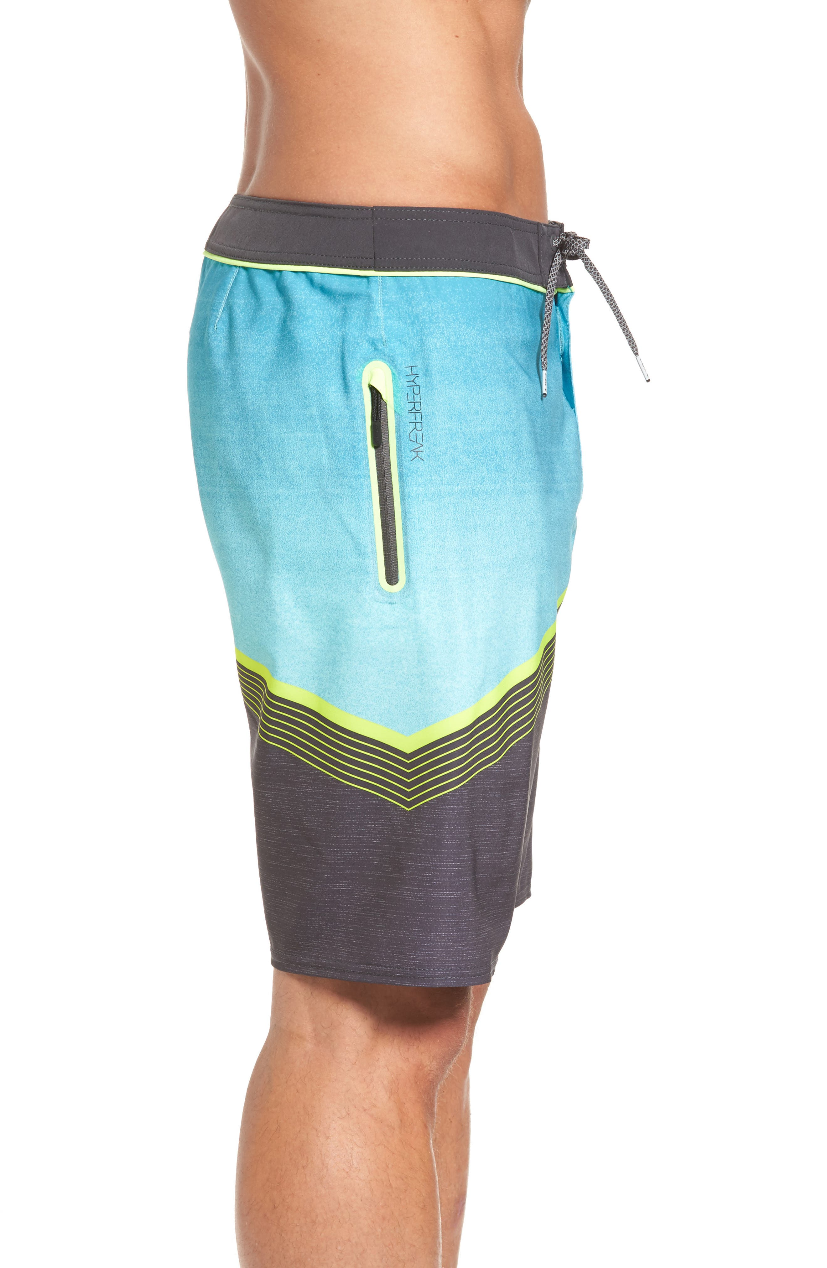 Hyperfreak Stretch Board Shorts,                             Alternate thumbnail 17, color,
