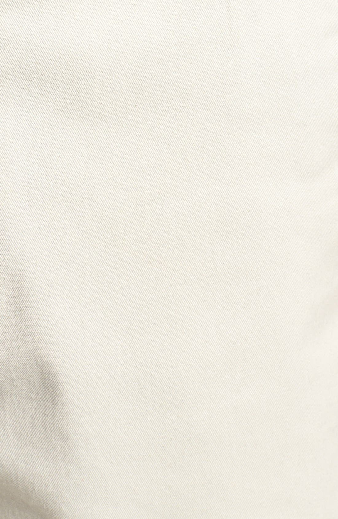 'Modern' Stretch Chino Shorts,                             Alternate thumbnail 49, color,