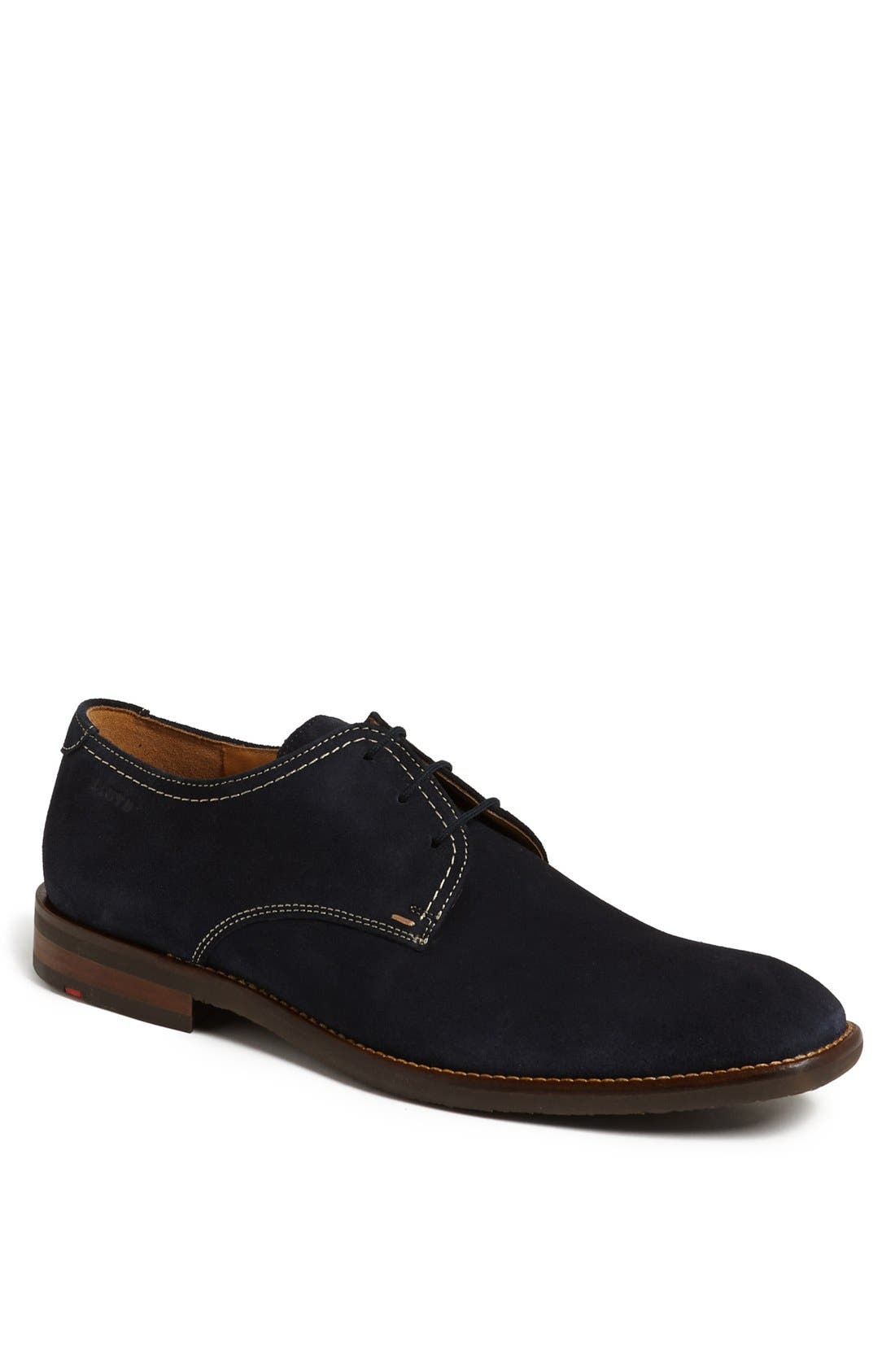 'Hel' Buck Shoe,                         Main,                         color, 404