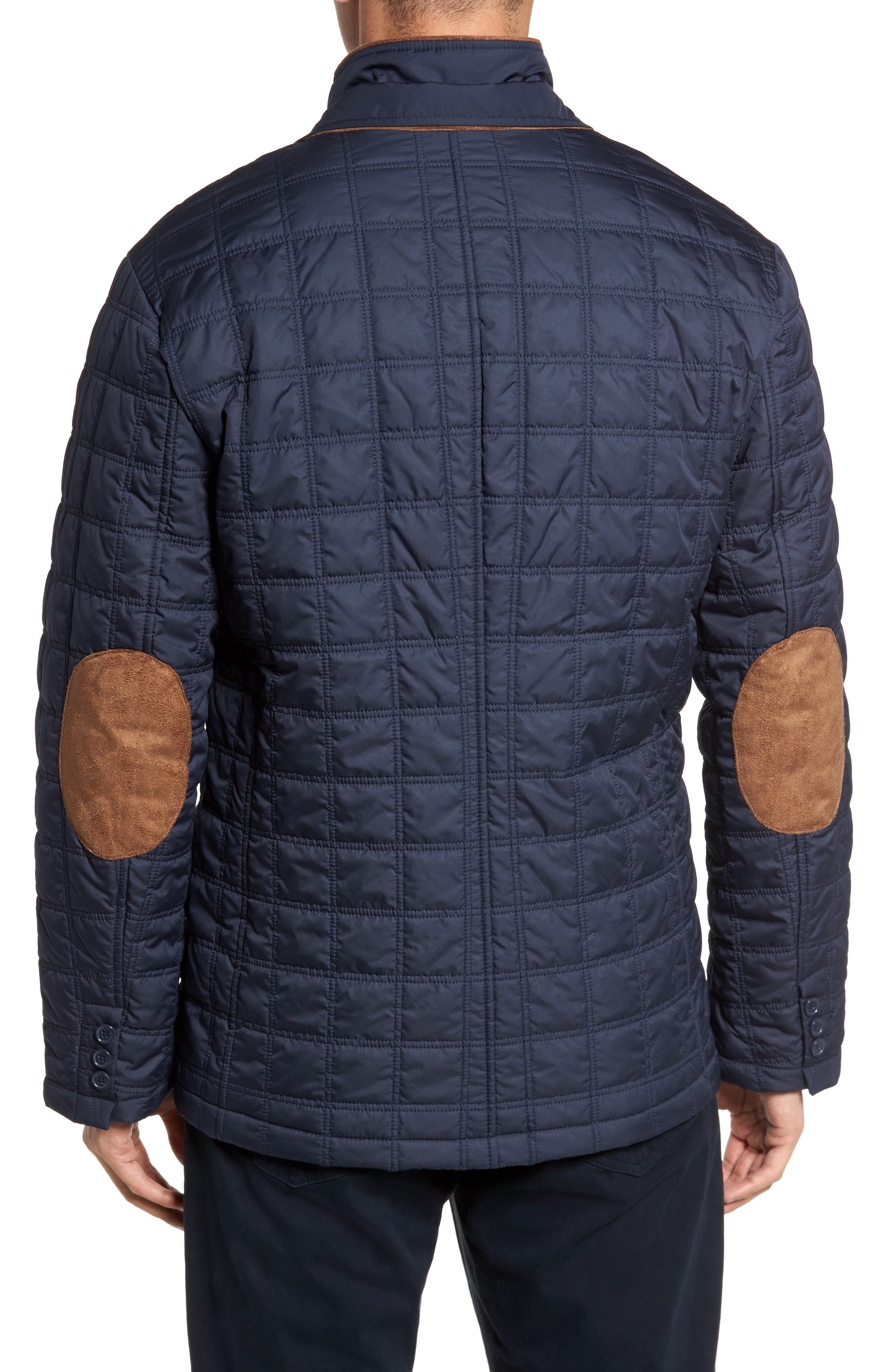 Hodge Quilted Jacket,                             Alternate thumbnail 2, color,                             410