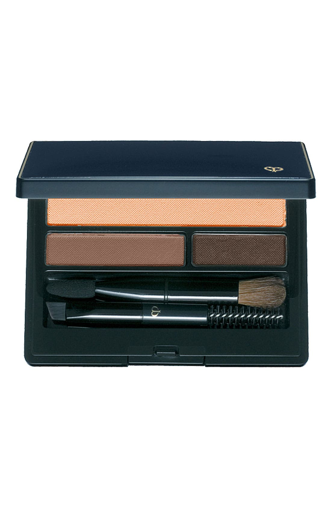 Eyebrow & Eyeliner Compact,                             Main thumbnail 1, color,                             1