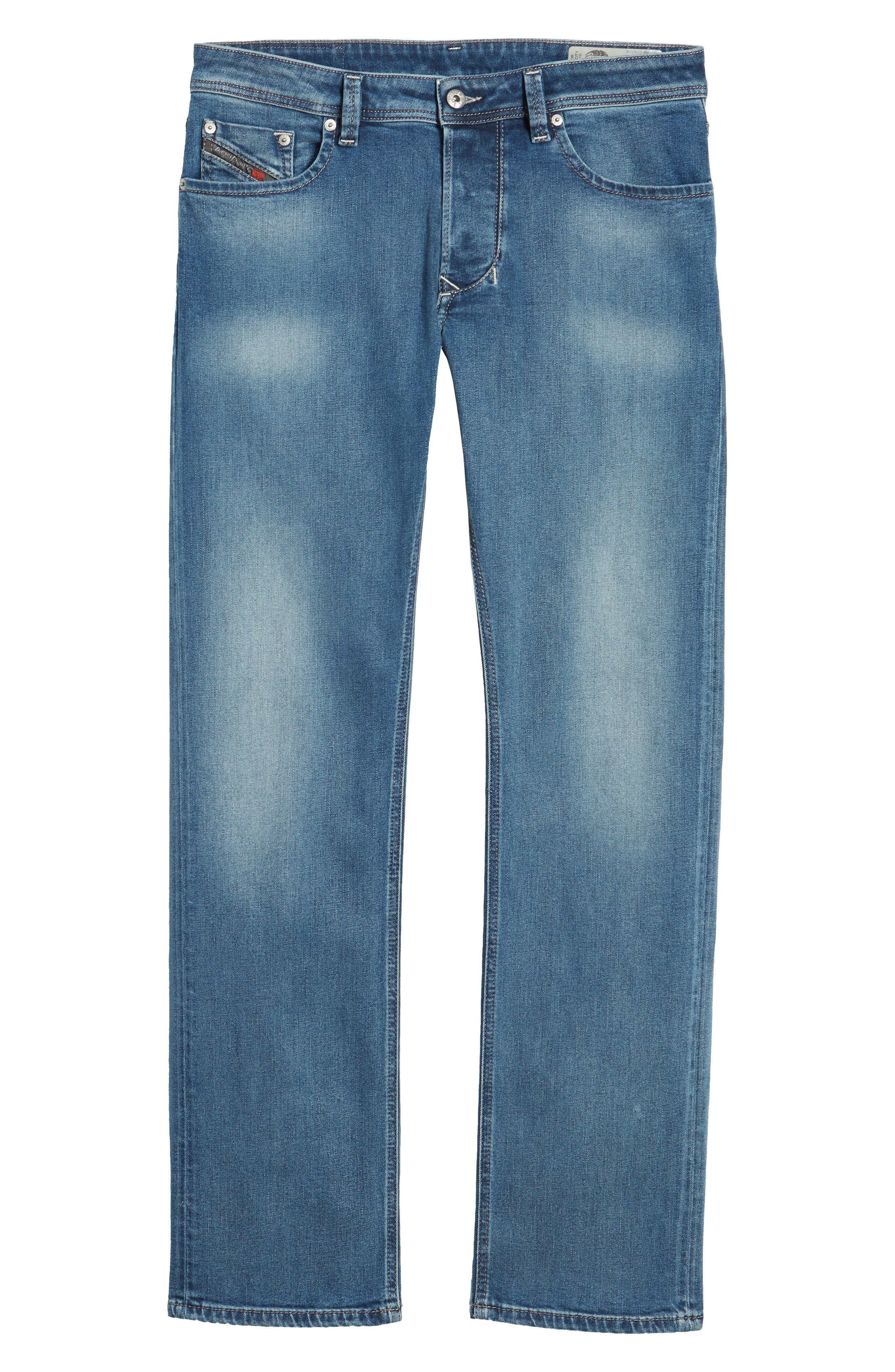 Larkee Relaxed Fit Jeans,                             Alternate thumbnail 6, color,                             900