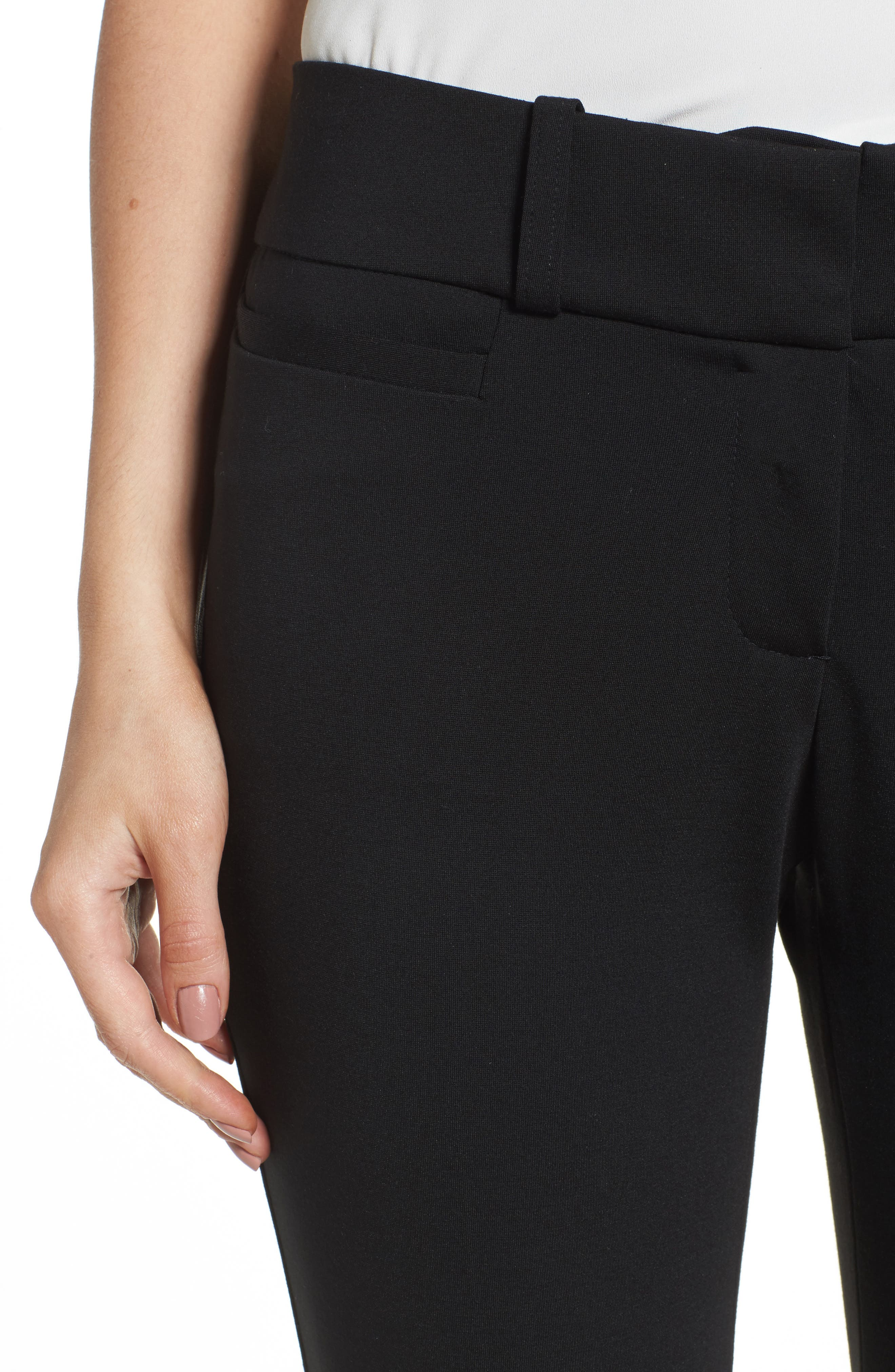Jane Brown Trousers,                             Alternate thumbnail 4, color,                             001