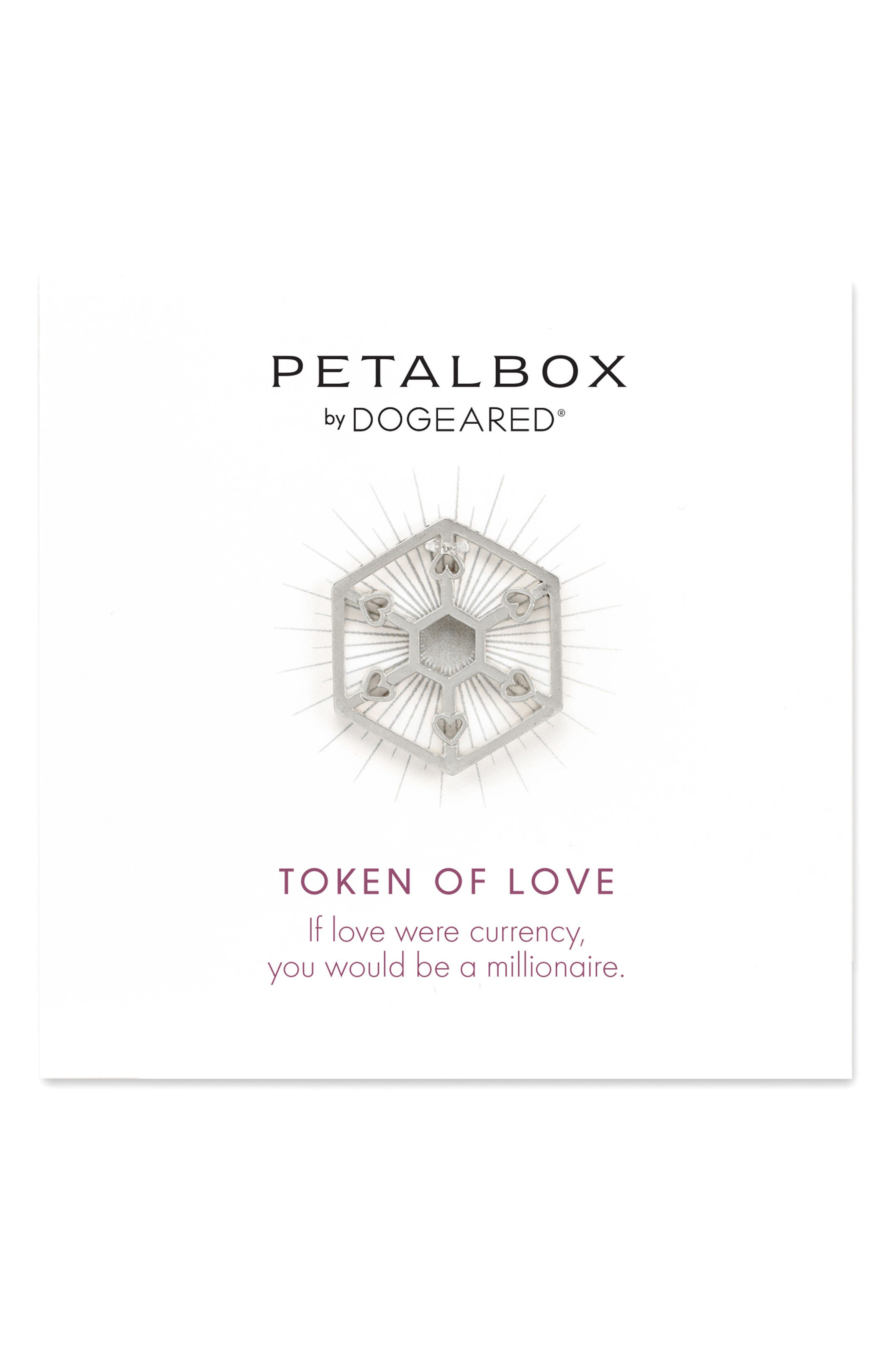 Petalbox Token of Love Enhancer,                             Main thumbnail 1, color,