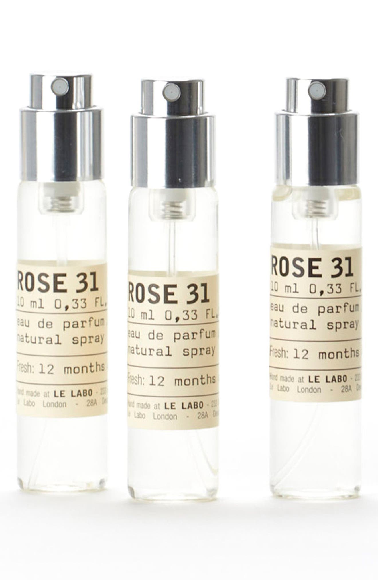 Rose 31 Travel Tube Refill,                             Alternate thumbnail 2, color,                             NO COLOR