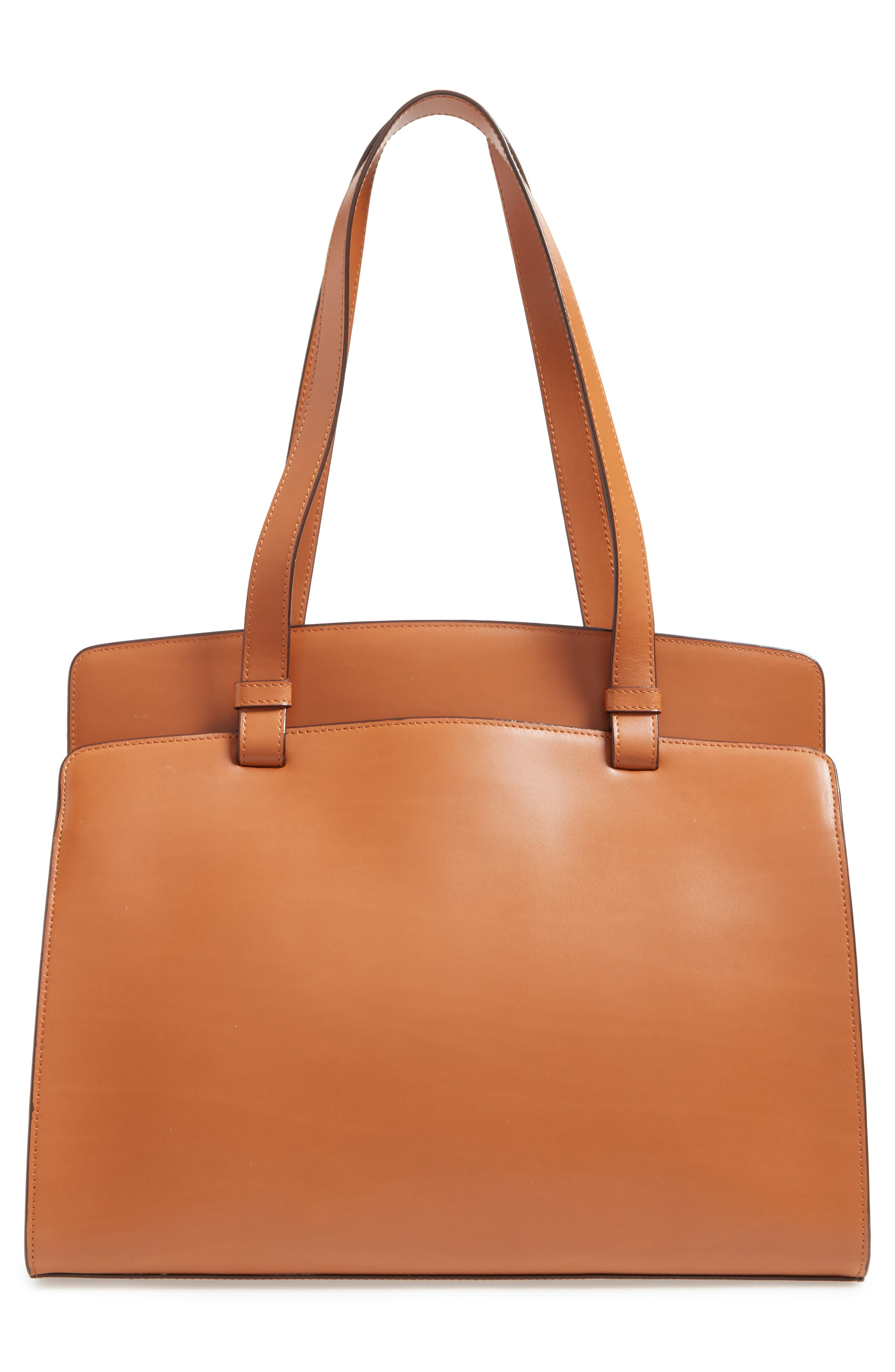 Lodis Audrey Collection - Jana Leather Tote,                             Alternate thumbnail 8, color,