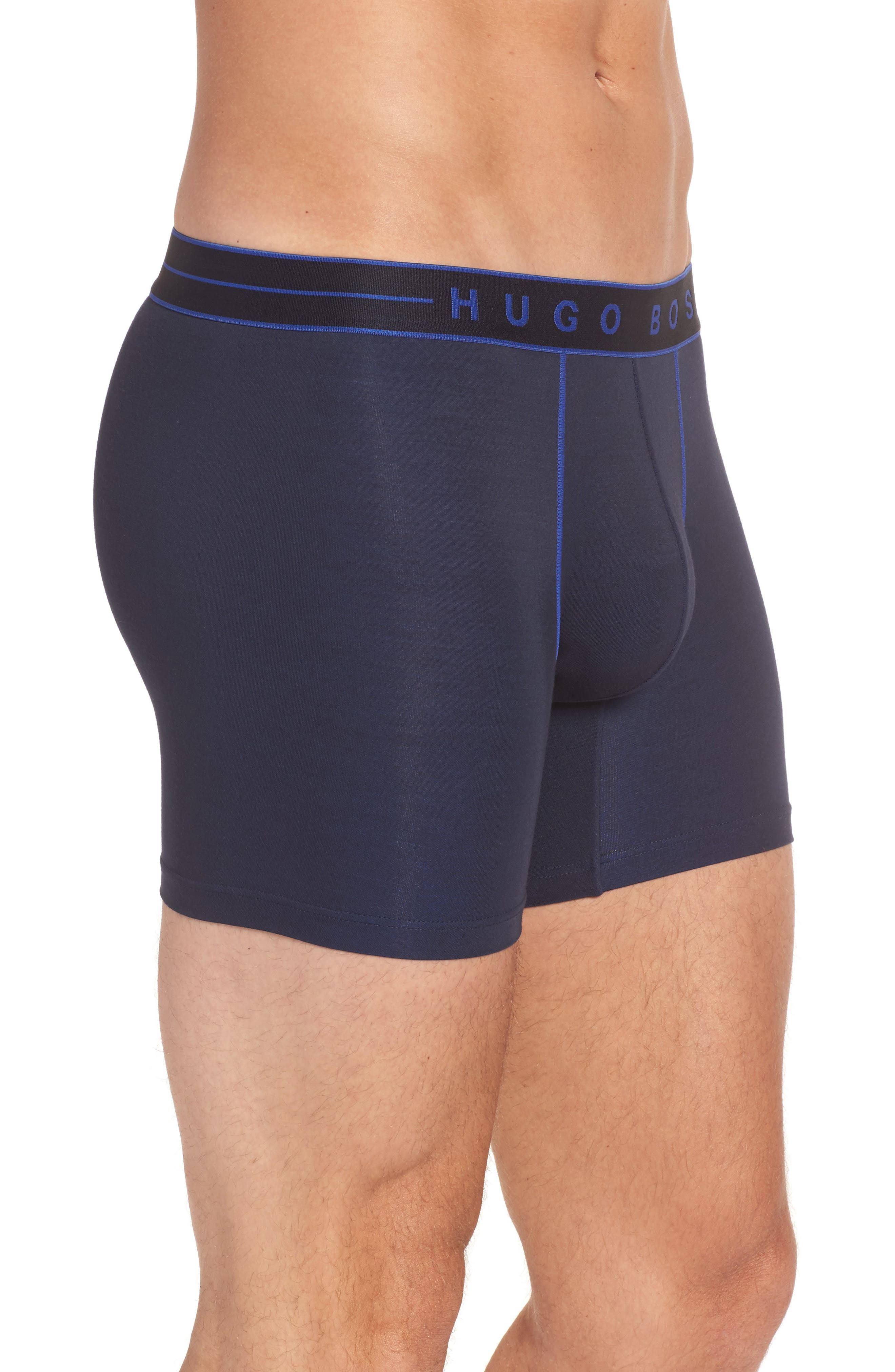 Modal Blend Boxer Briefs,                             Alternate thumbnail 3, color,                             404