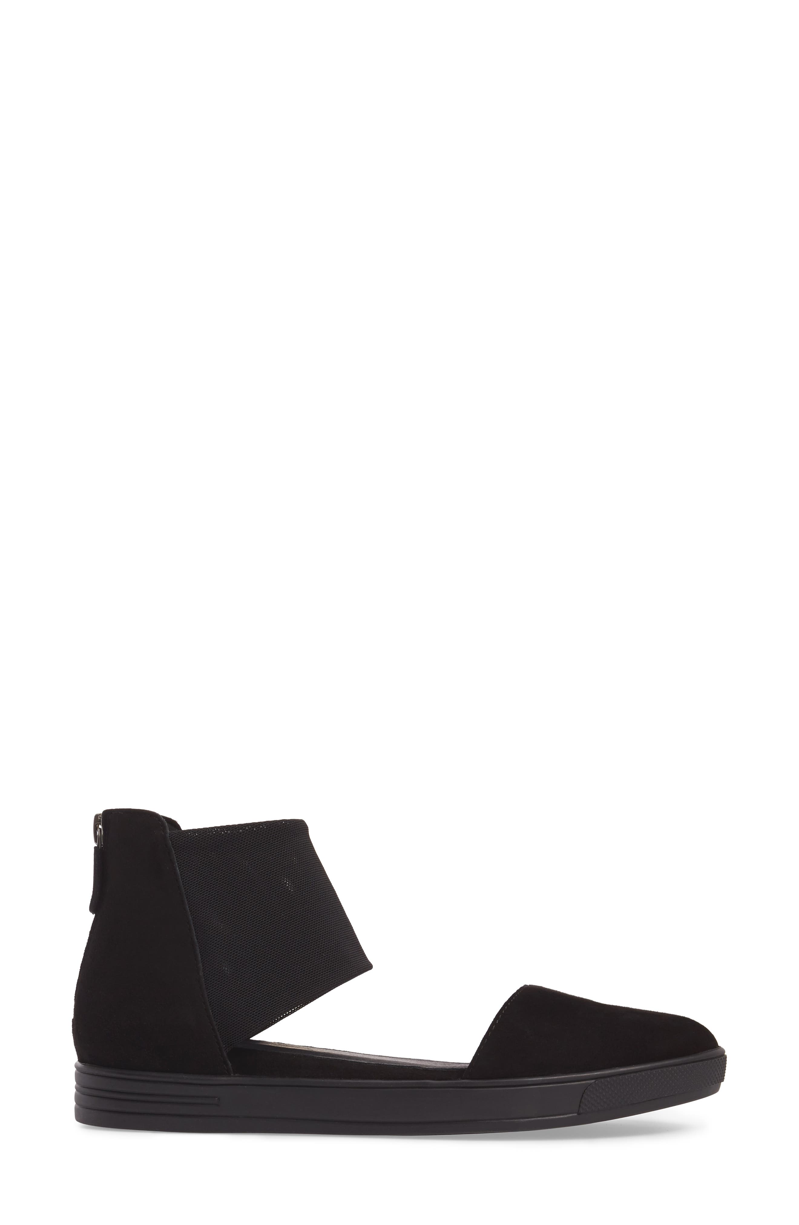 Powell Ankle Cuff Sandal,                             Alternate thumbnail 3, color,                             001