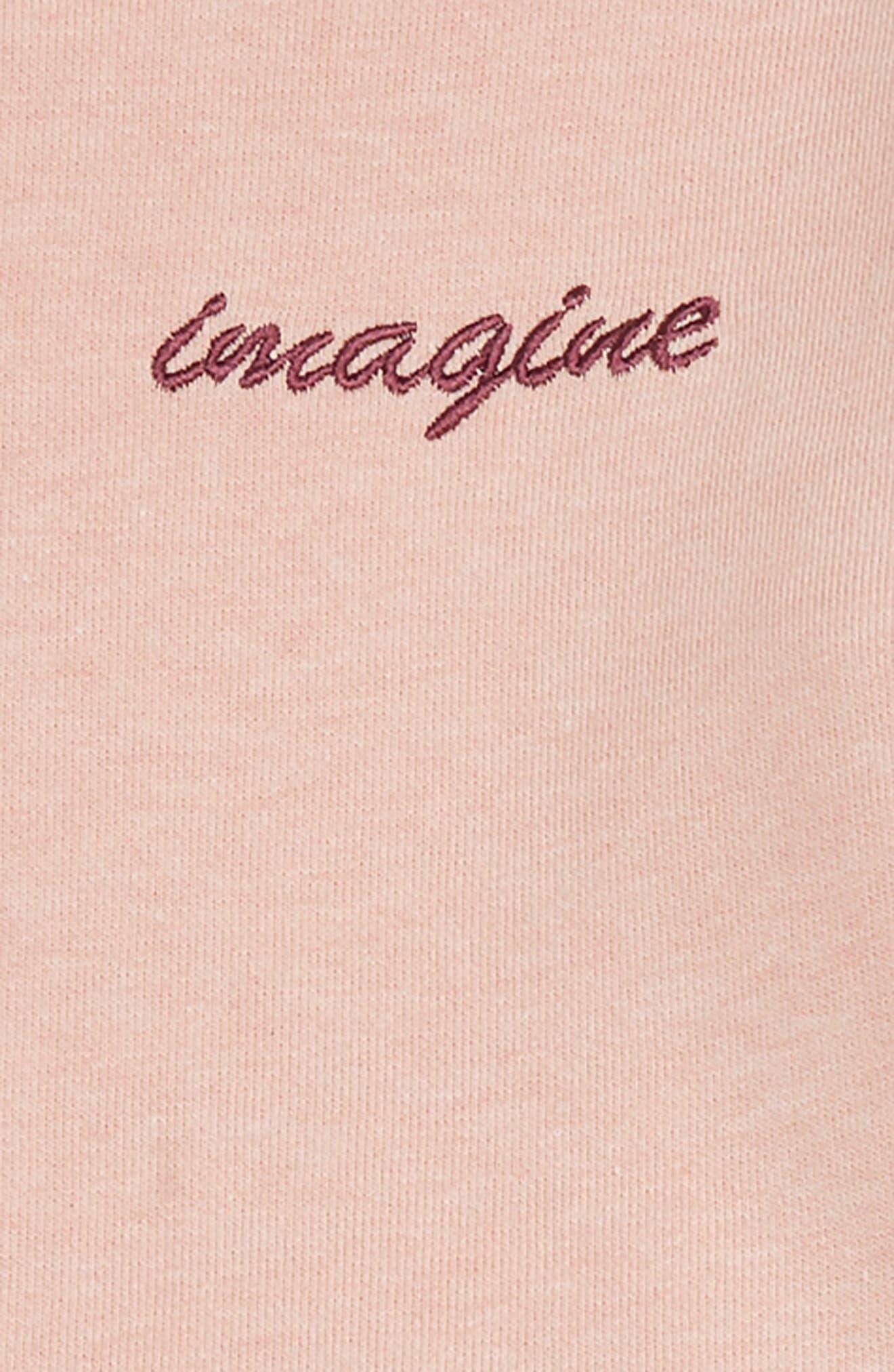 Sweatshirt & Jeans Set,                             Alternate thumbnail 2, color,                             020