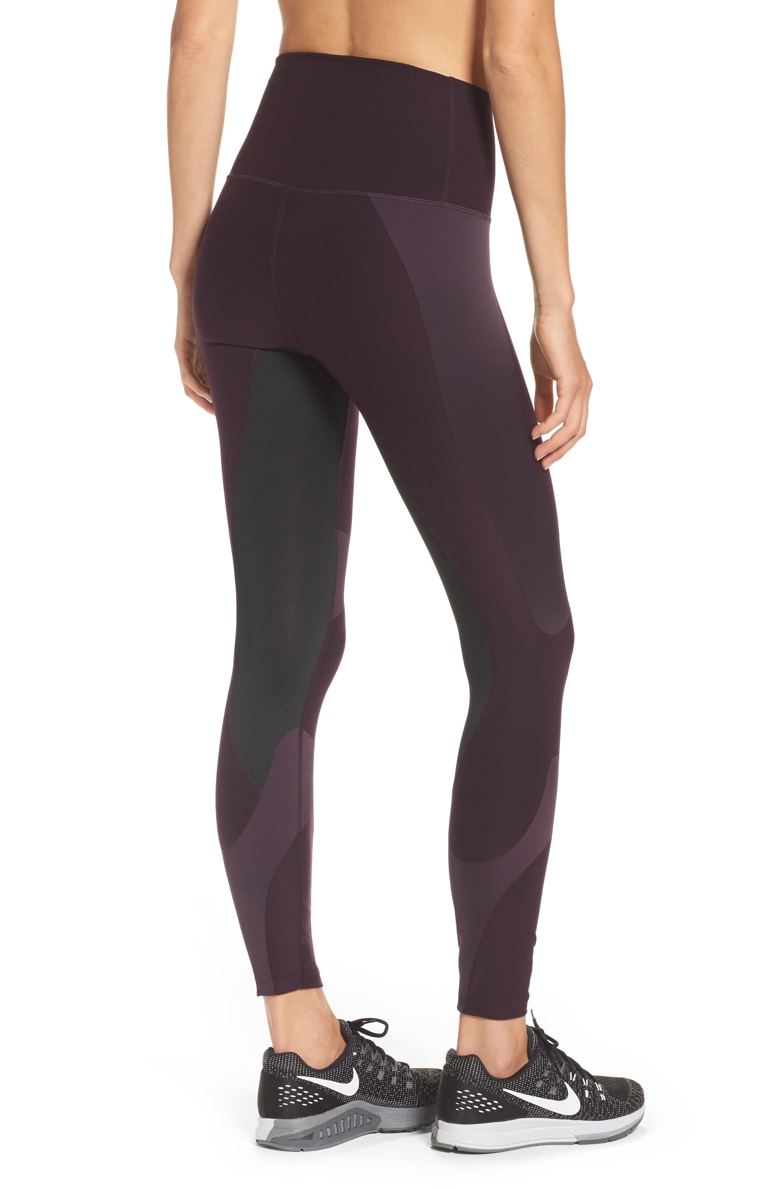 Power Legend Training Tights,                             Alternate thumbnail 7, color,