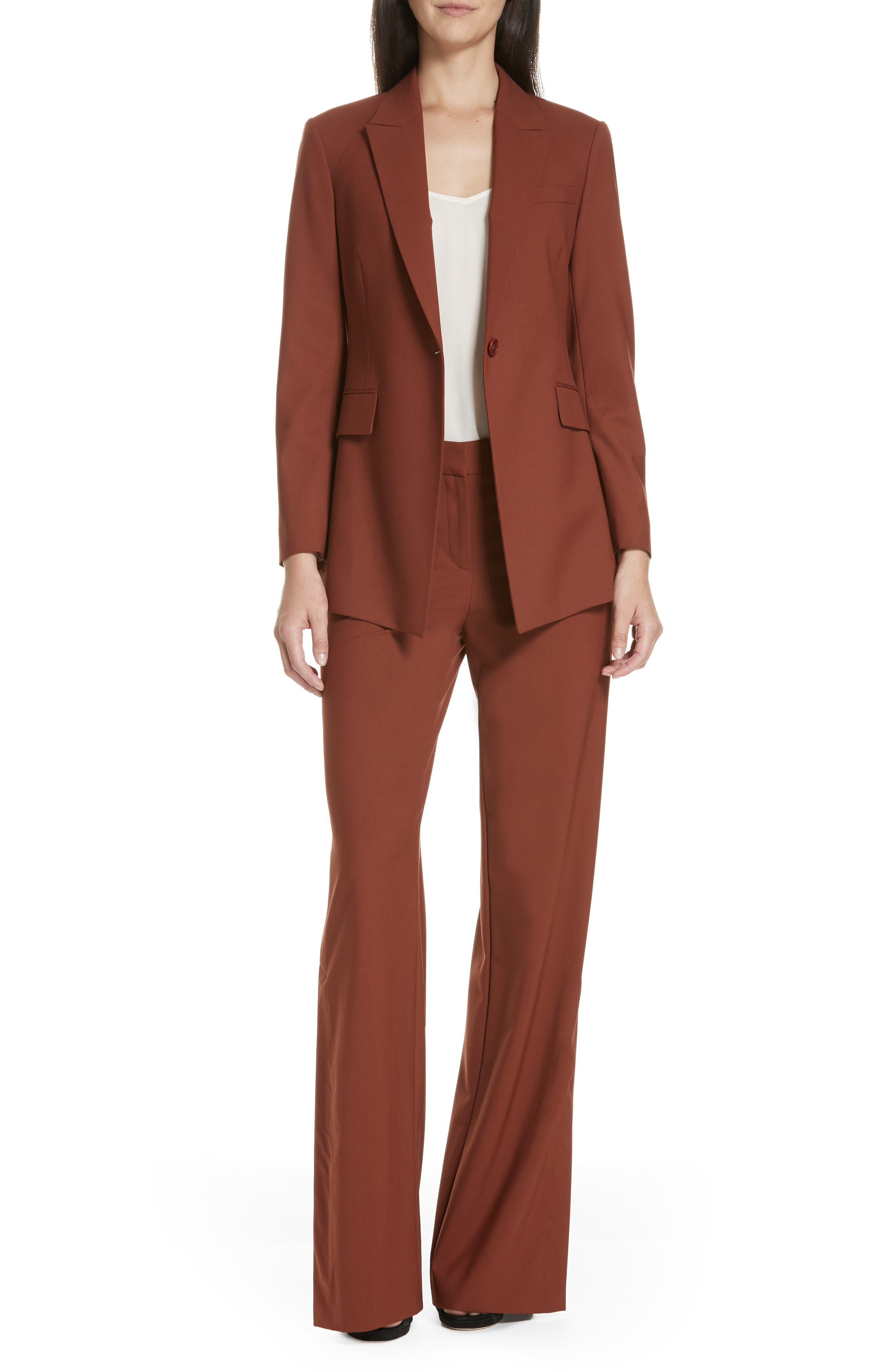 Etienette B Good Wool Suit Jacket,                             Alternate thumbnail 51, color,
