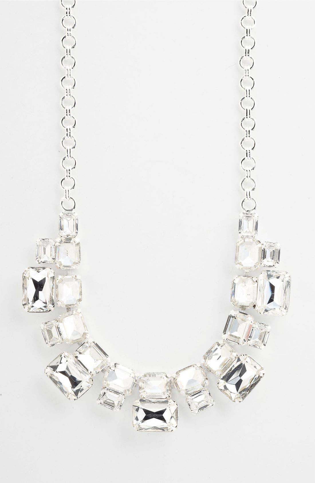 Jewelry Bib Necklace,                         Main,                         color, 040