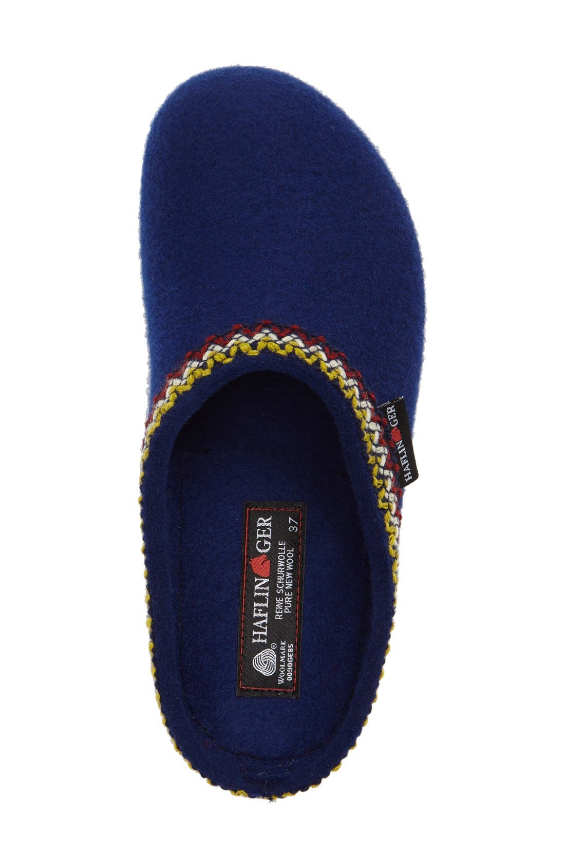 Zigzag Slipper,                             Alternate thumbnail 21, color,