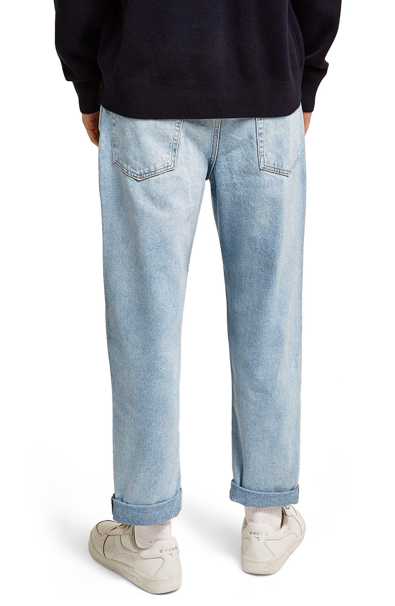 Original Fit Jeans,                             Alternate thumbnail 2, color,                             400