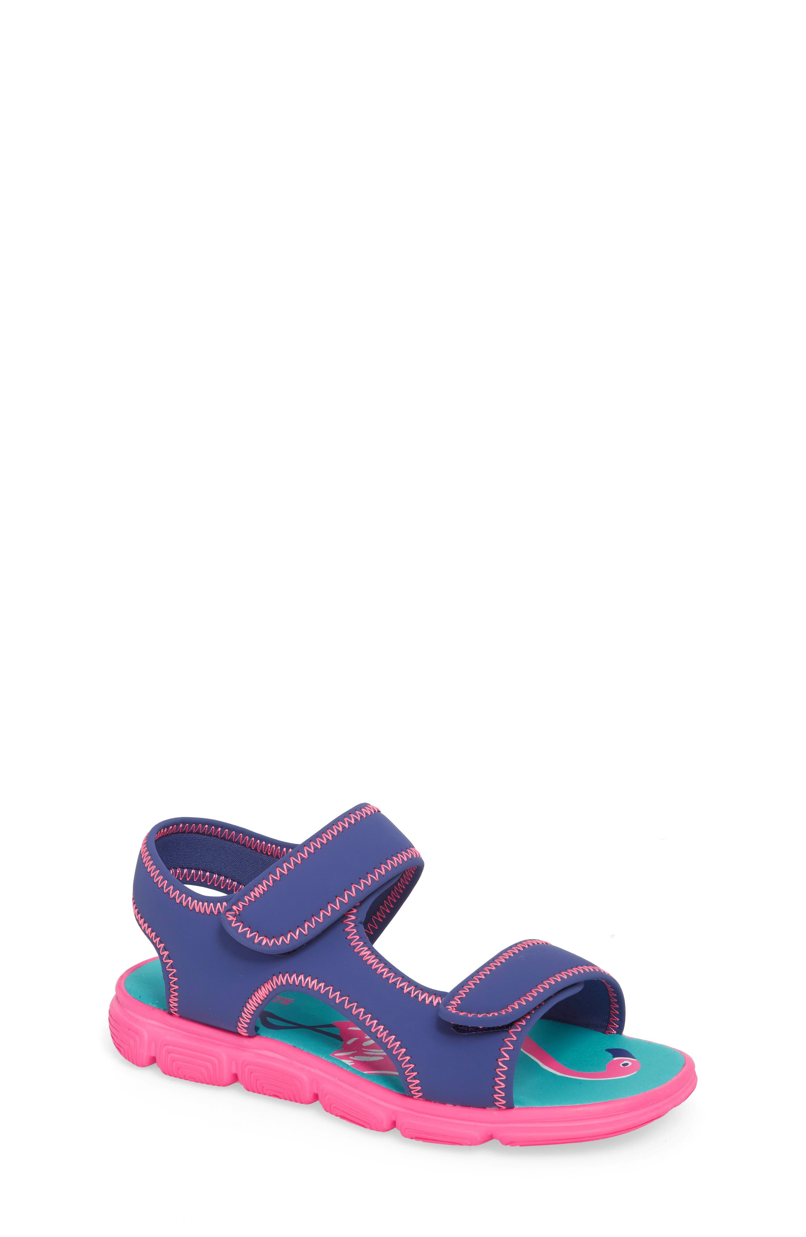 Everly Water Sandal,                         Main,                         color,