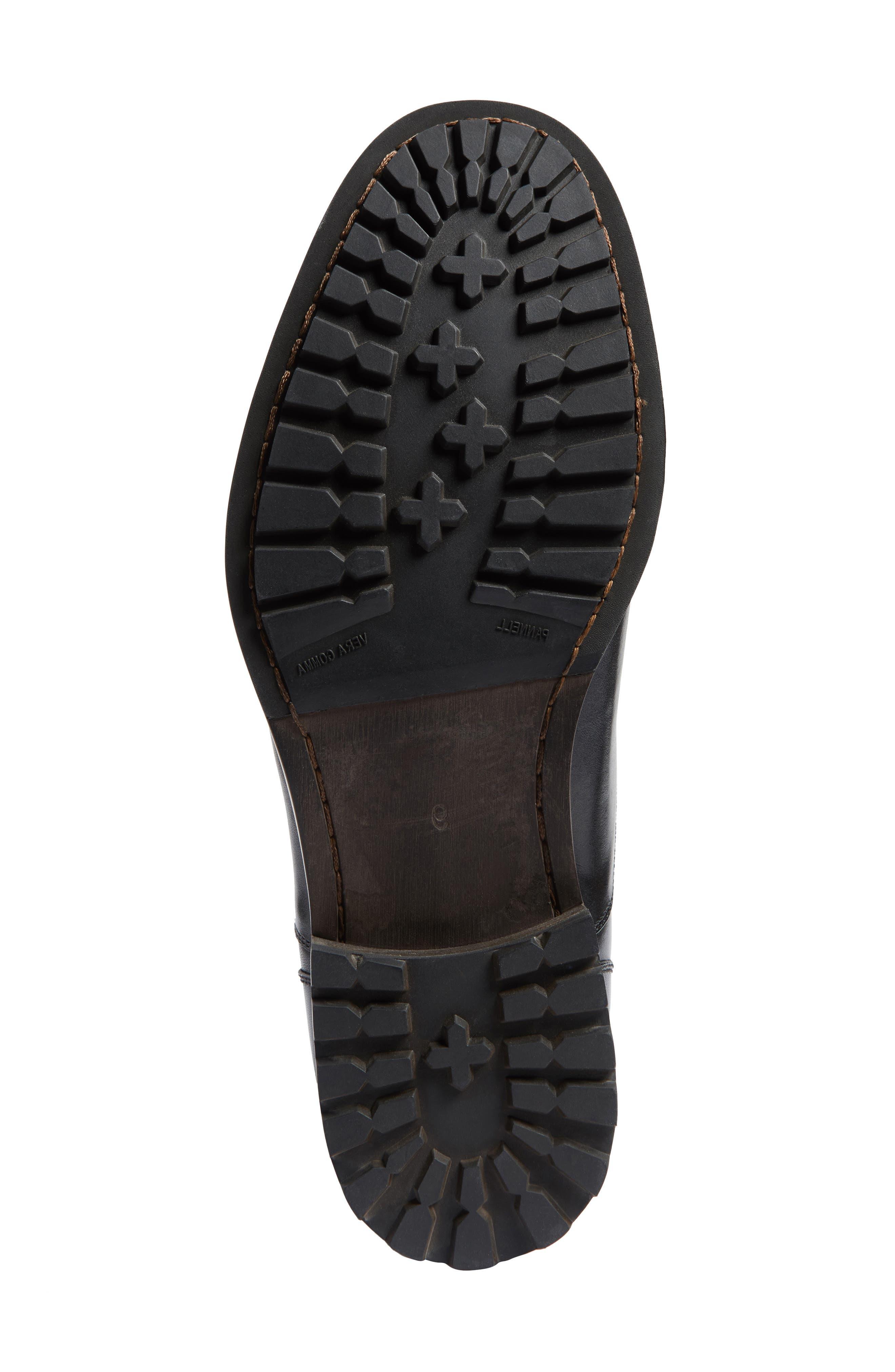 Axeford Plain Toe Boot,                             Alternate thumbnail 5, color,                             001