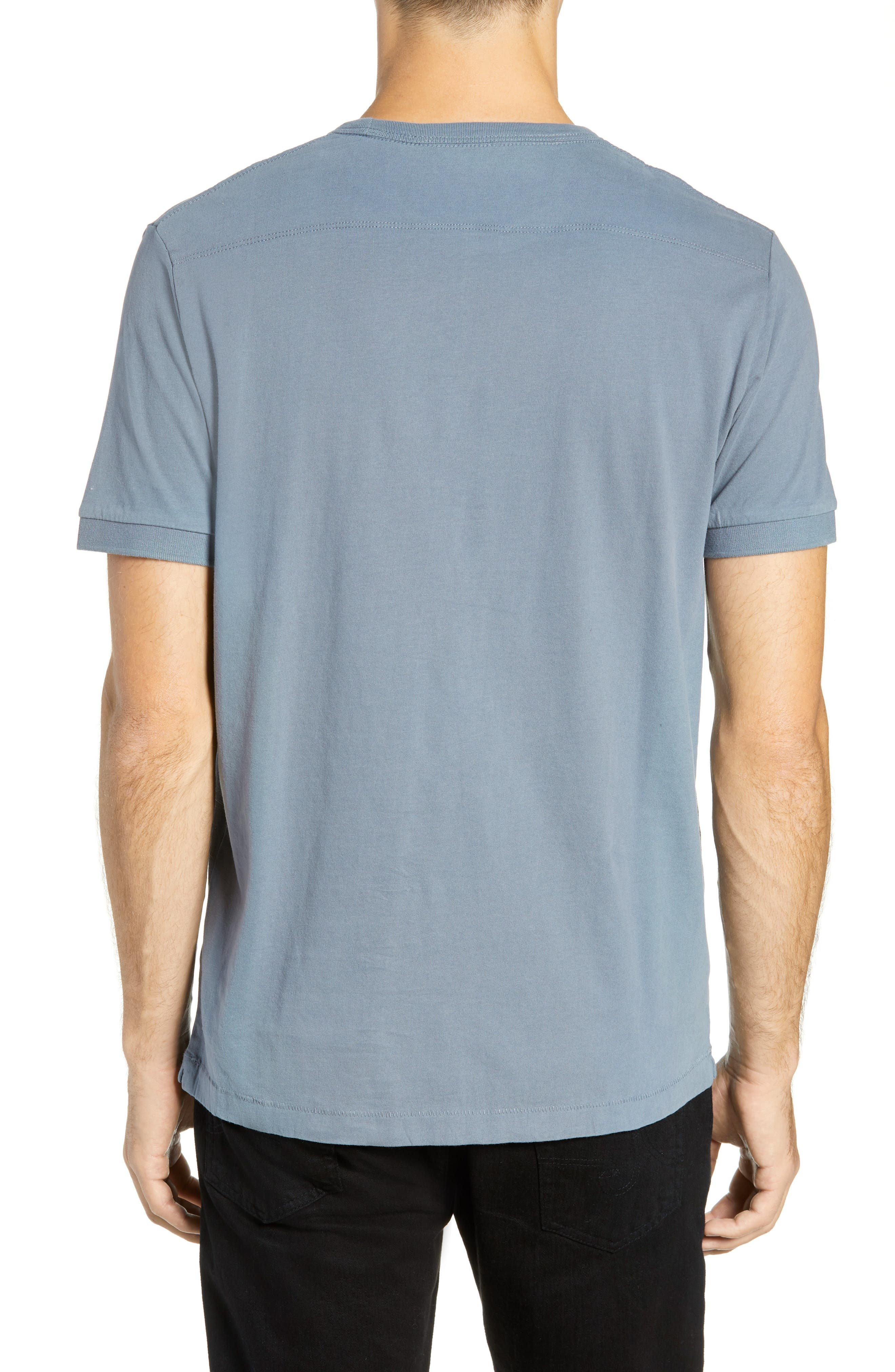 Finish T-Shirt,                             Alternate thumbnail 2, color,                             RAF BLUE