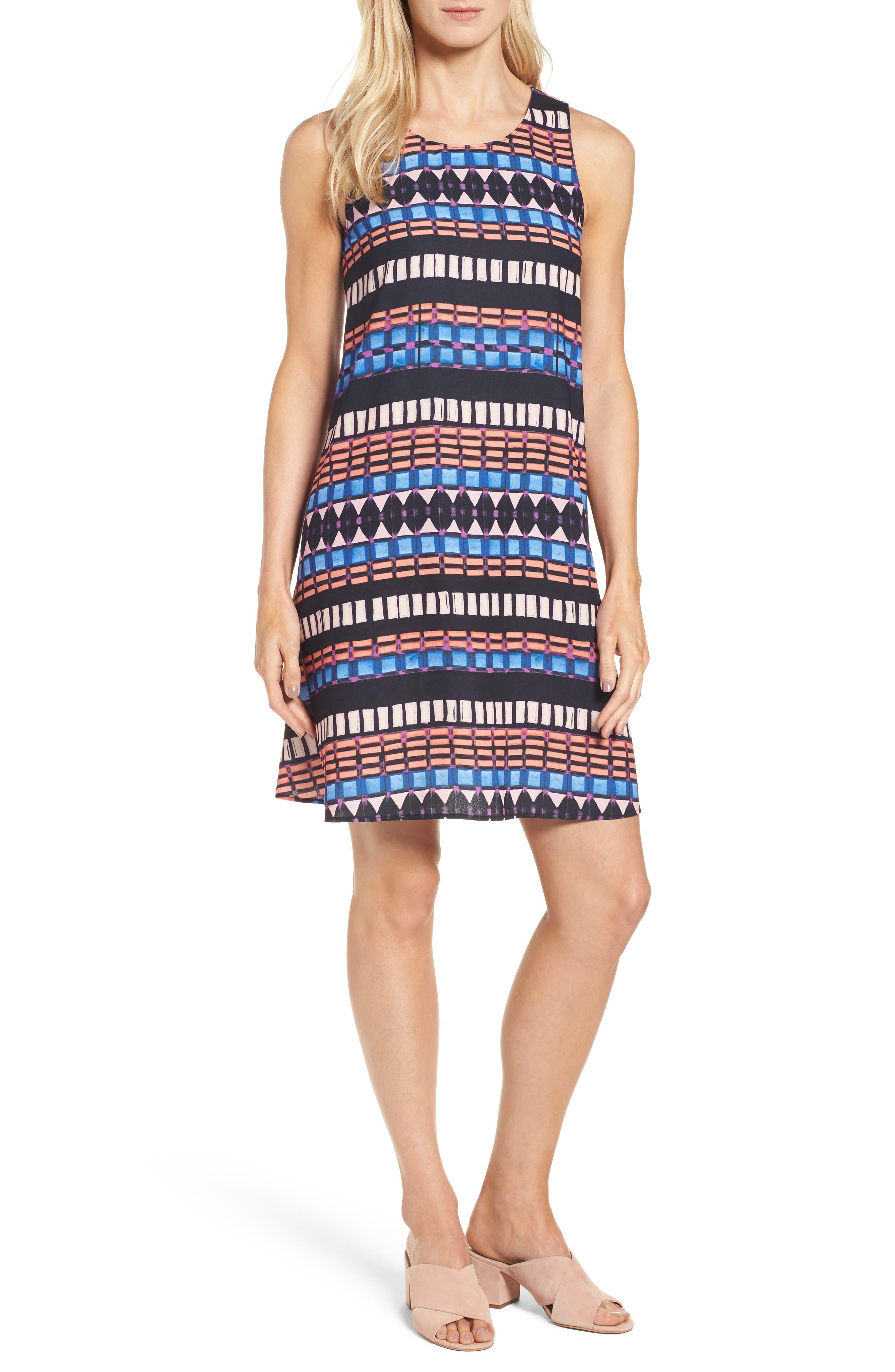 A-Line Dress,                             Main thumbnail 23, color,