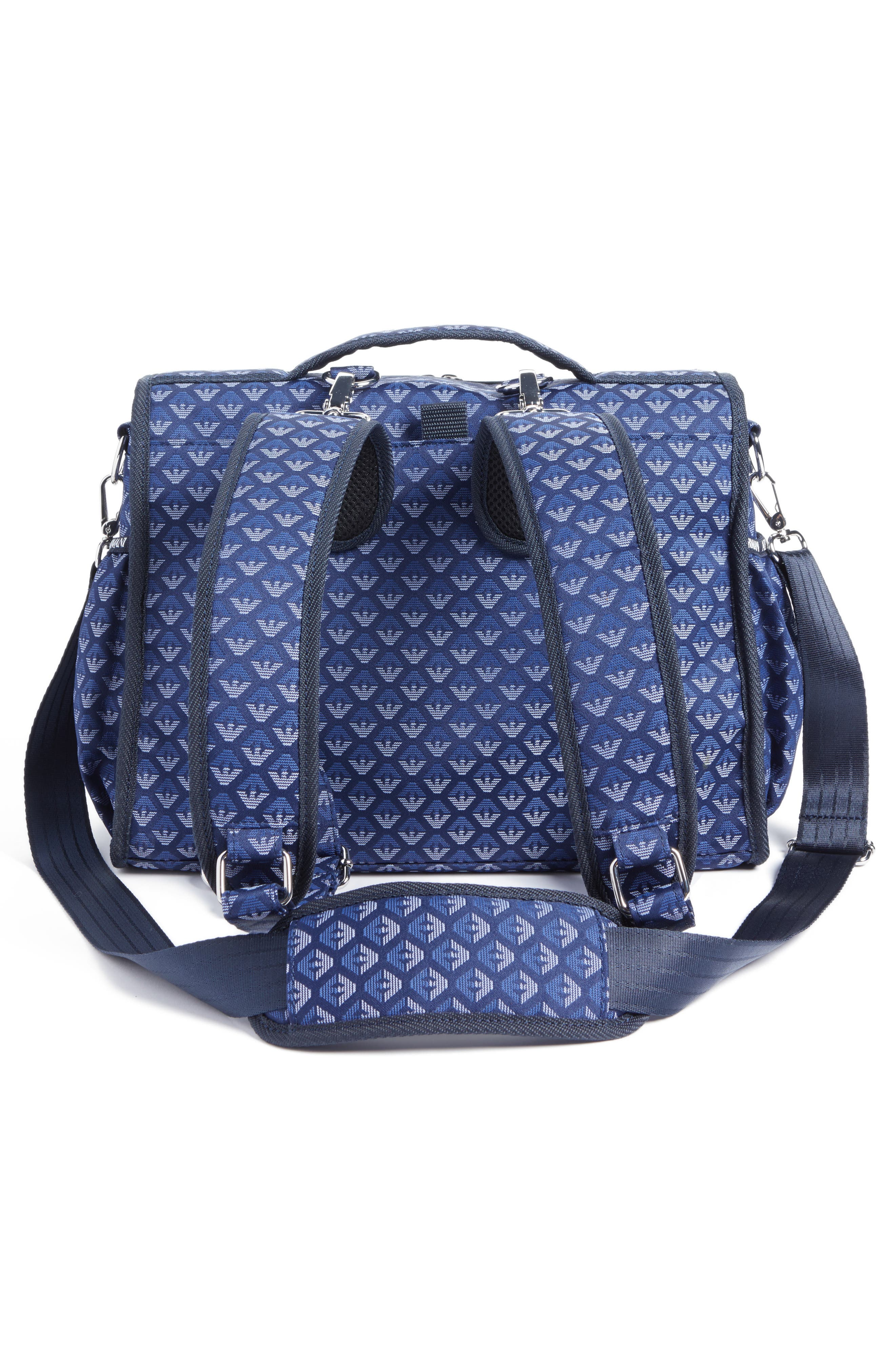 Diaper Bag,                             Alternate thumbnail 2, color,                             NAVY BLUE