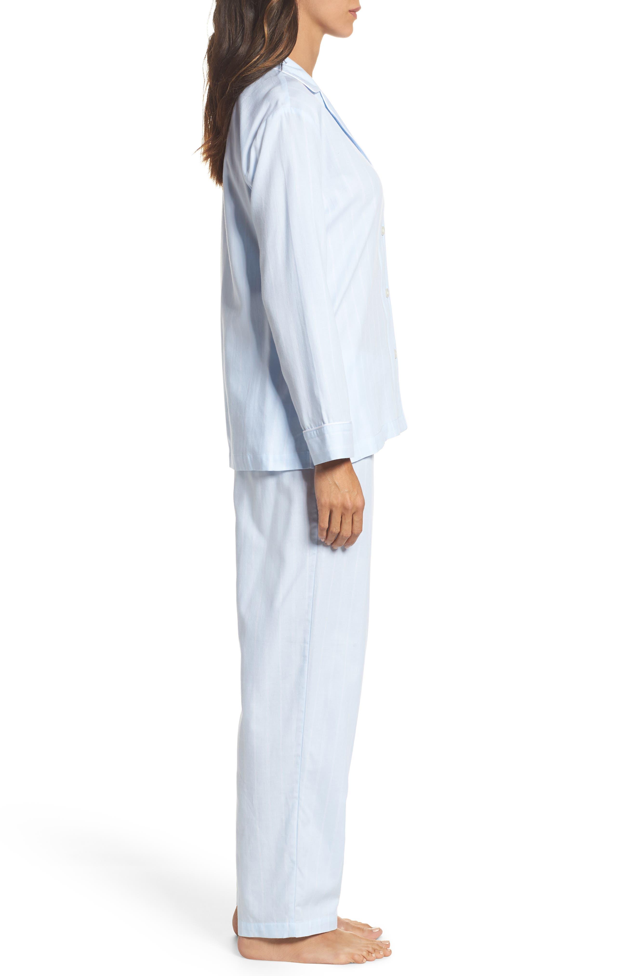 Cotton Pajamas,                             Alternate thumbnail 6, color,