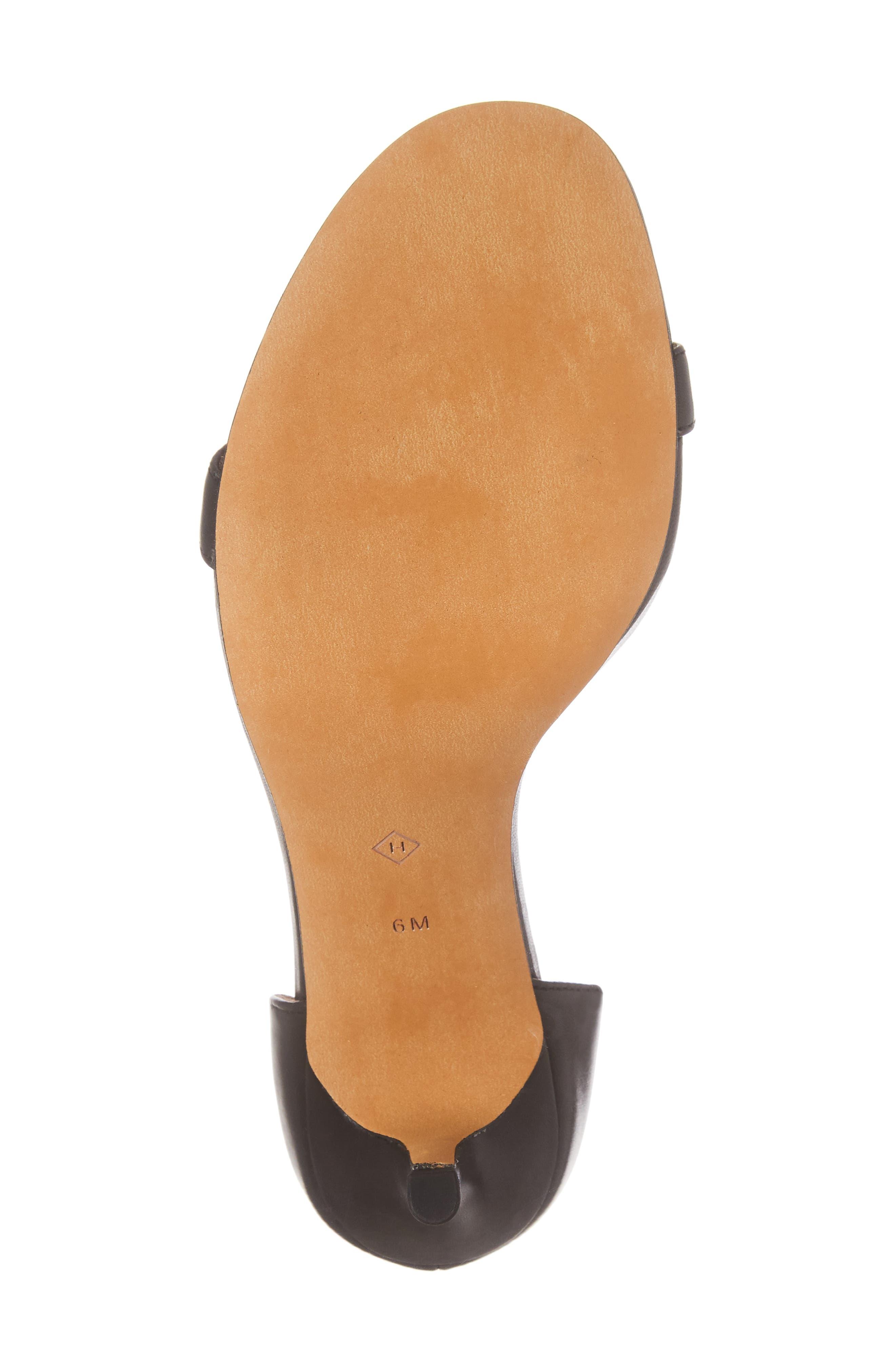 Audrey Ankle Strap Sandal,                             Alternate thumbnail 105, color,