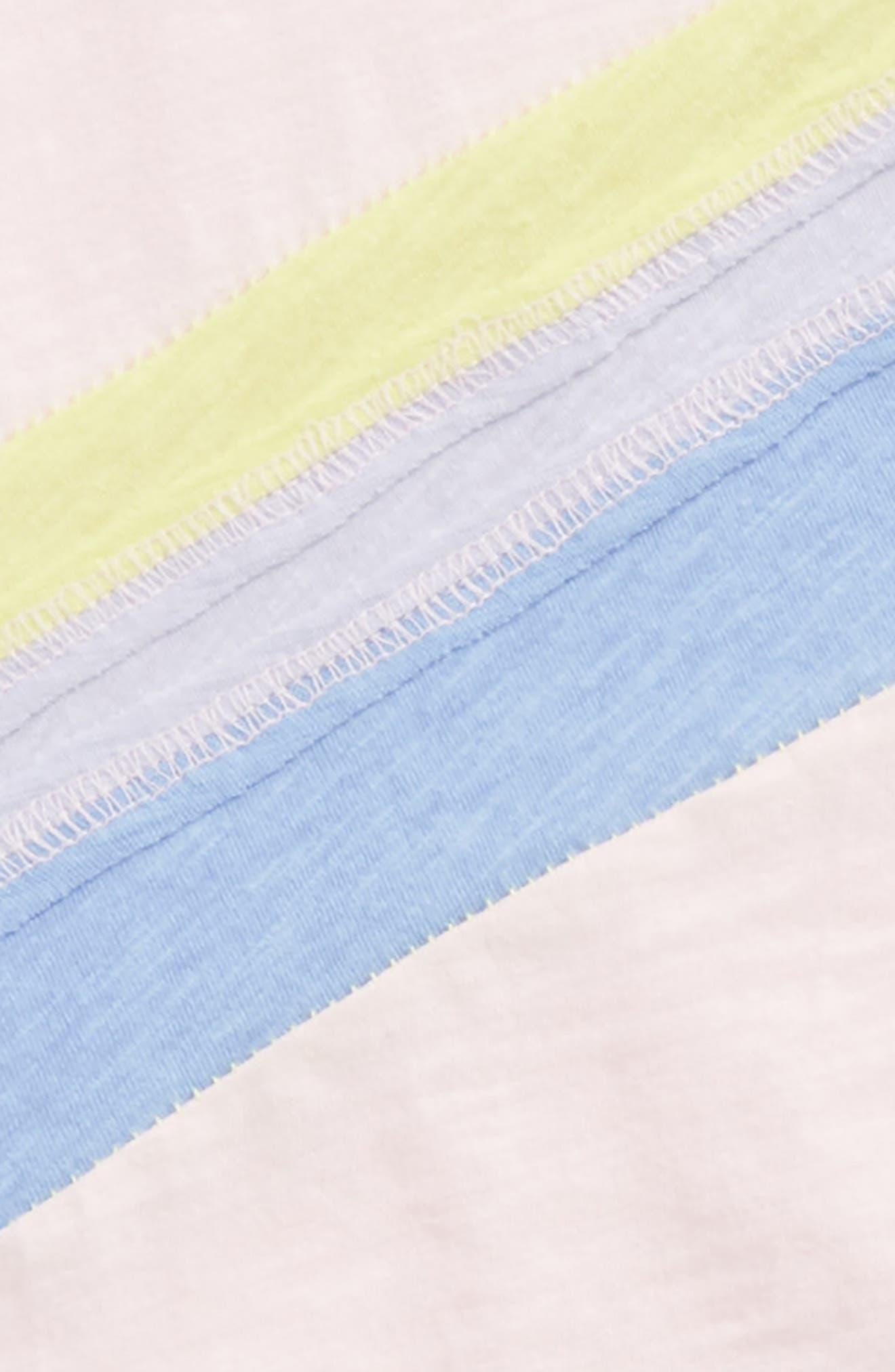 Rainbow Tee & Leggings Set,                             Alternate thumbnail 2, color,                             680
