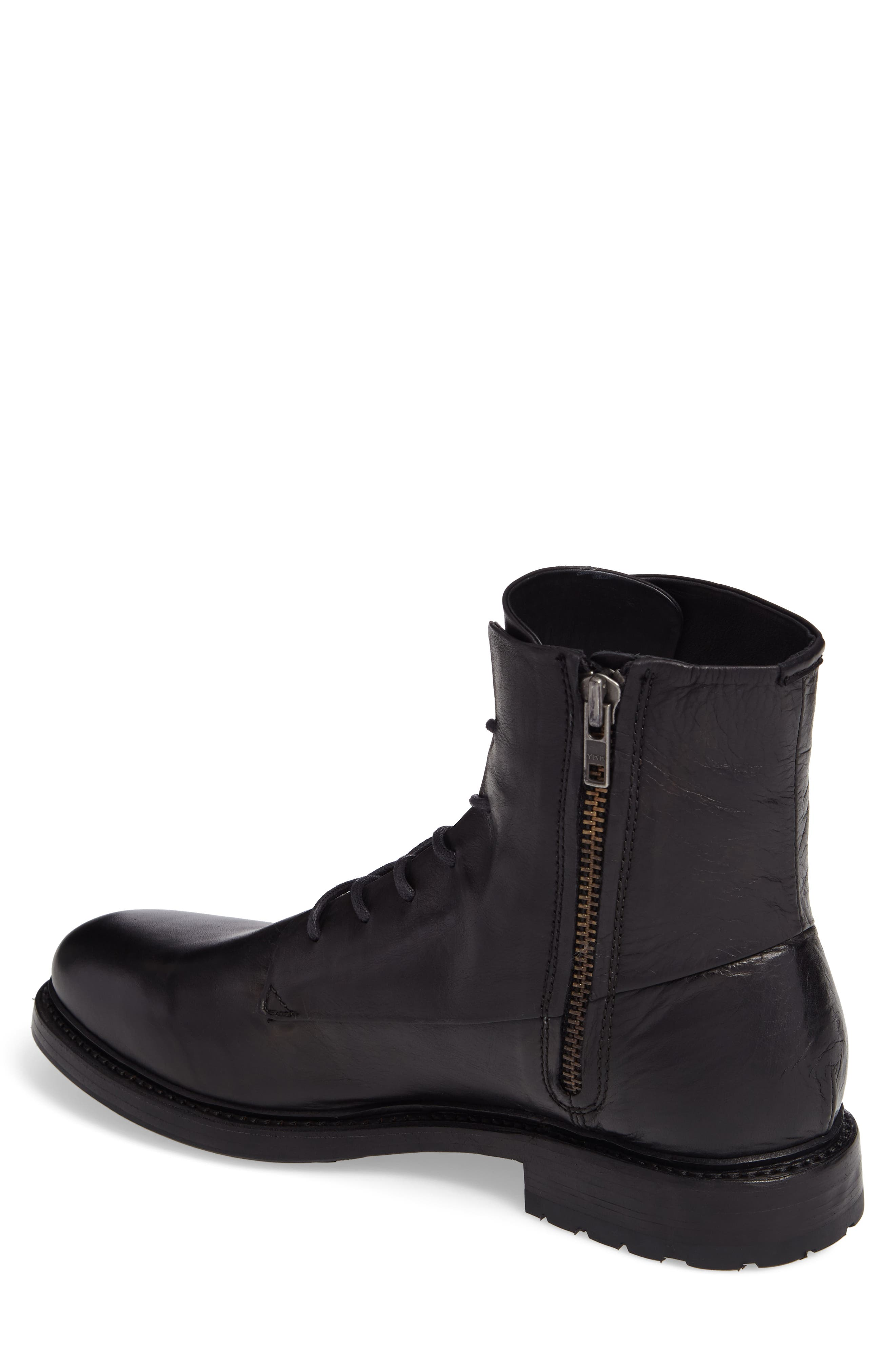 MM 08 Plain Toe Boot,                             Alternate thumbnail 3, color,