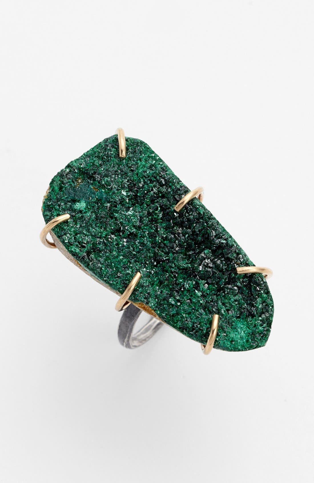 Drusy Statement Ring,                         Main,                         color, 040