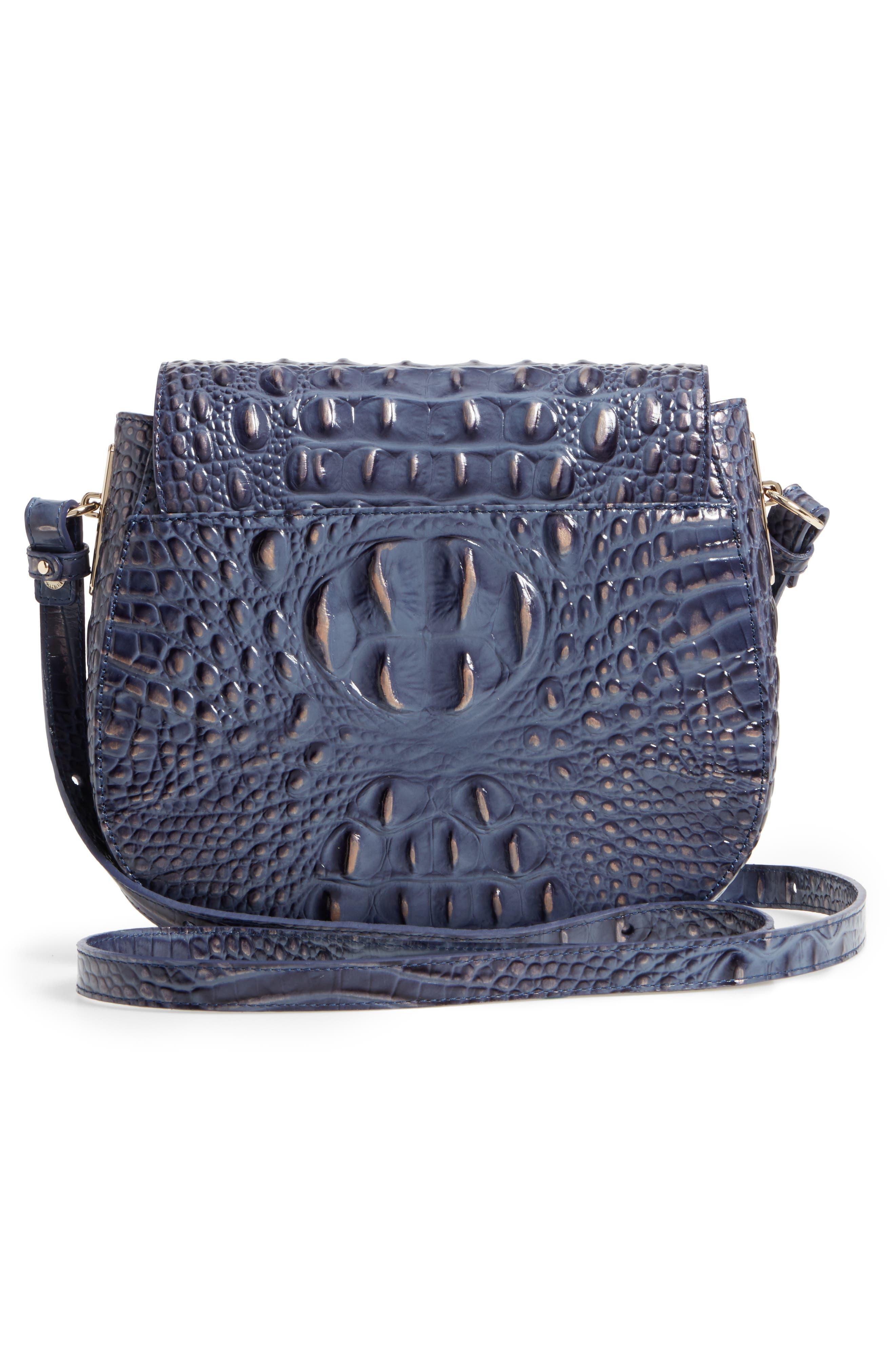 Melbourne - Lizzie Leather Crossbody Bag,                             Alternate thumbnail 14, color,