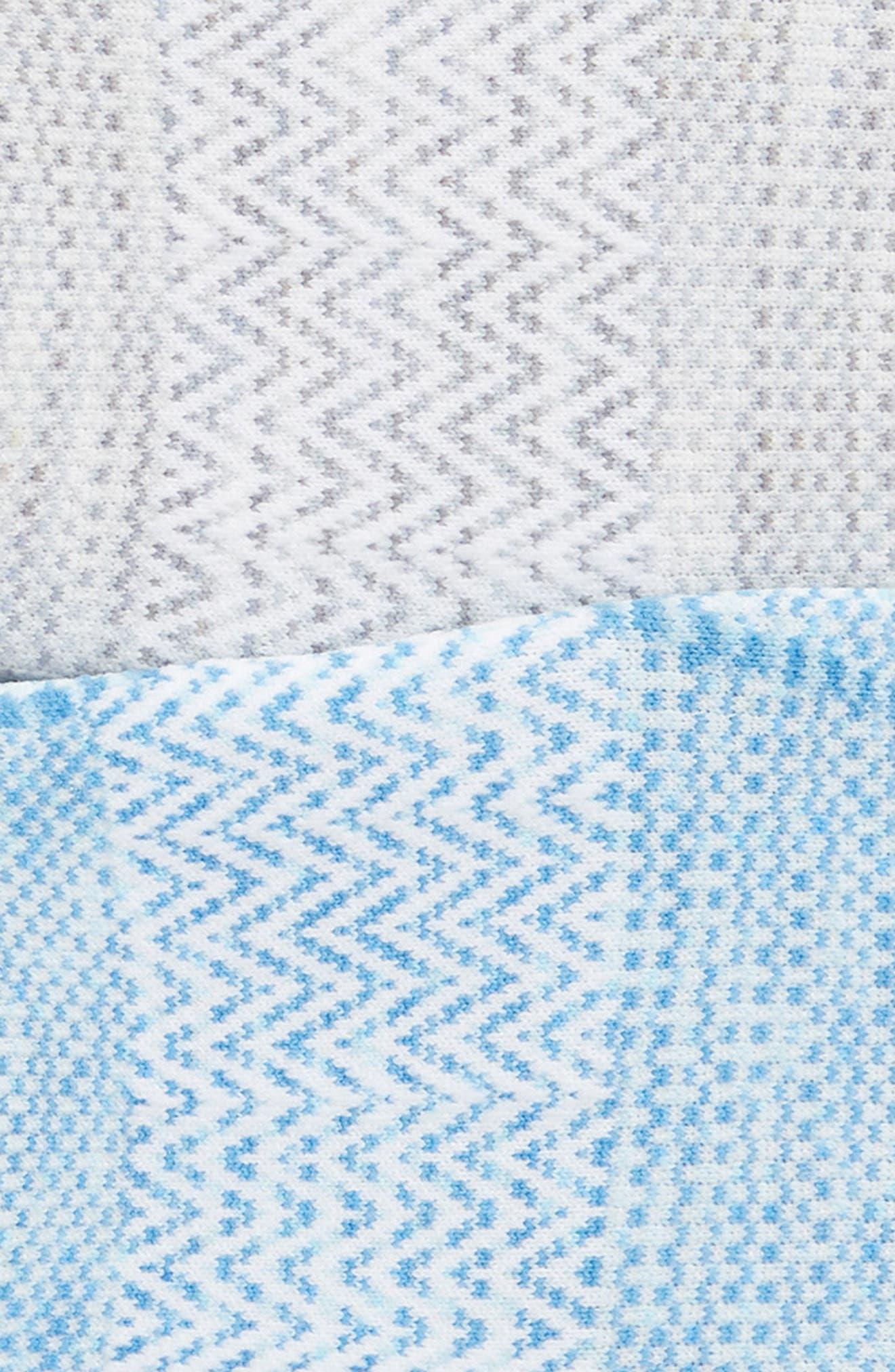 Ultra Light Run 2-Pack Socks,                             Alternate thumbnail 2, color,                             BLUE CAMP
