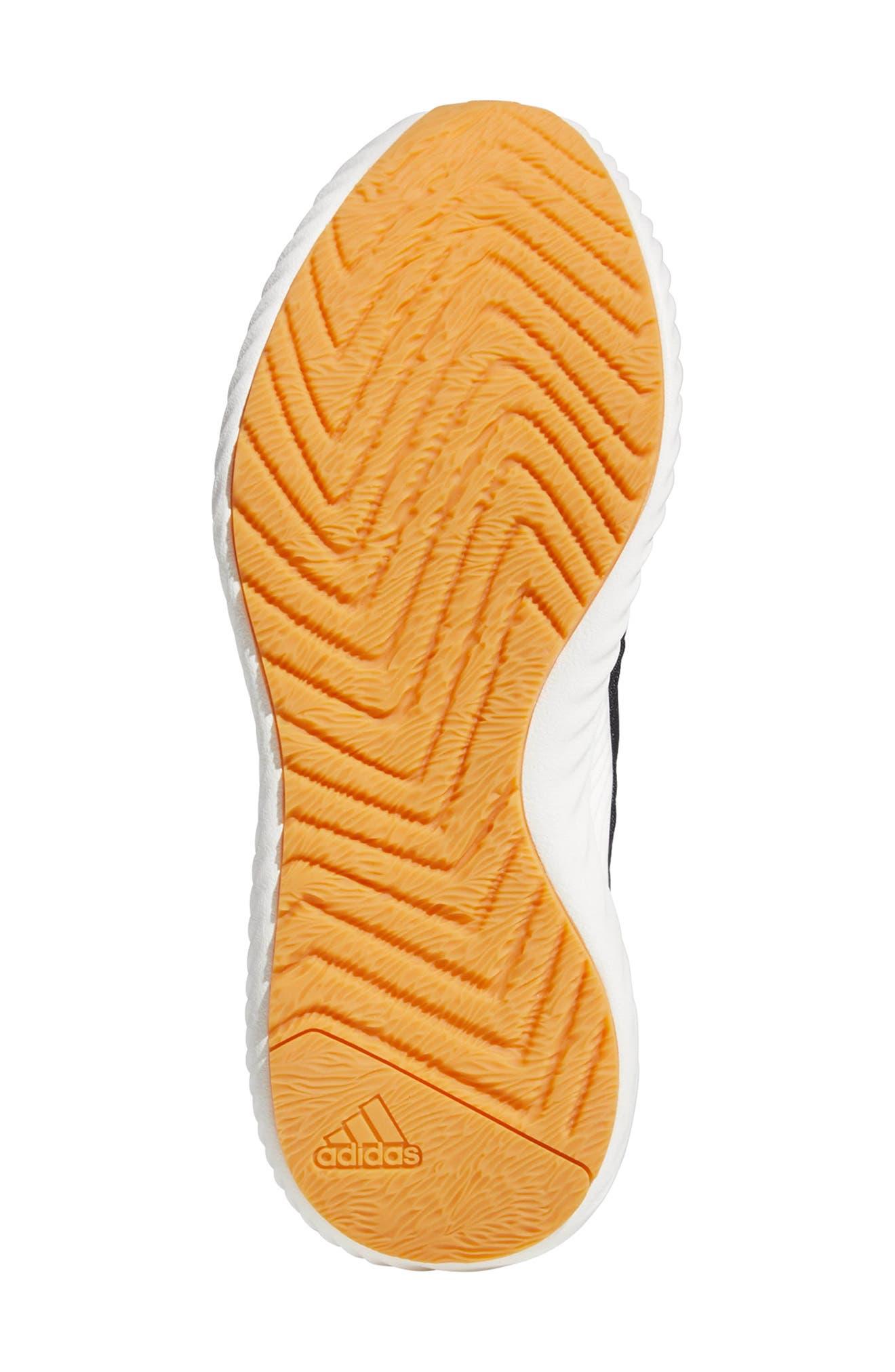 AlphaBounce RC 2 Running Shoe,                             Alternate thumbnail 5, color,                             CORE BLACK/ NIGHT/ CORE BLACK