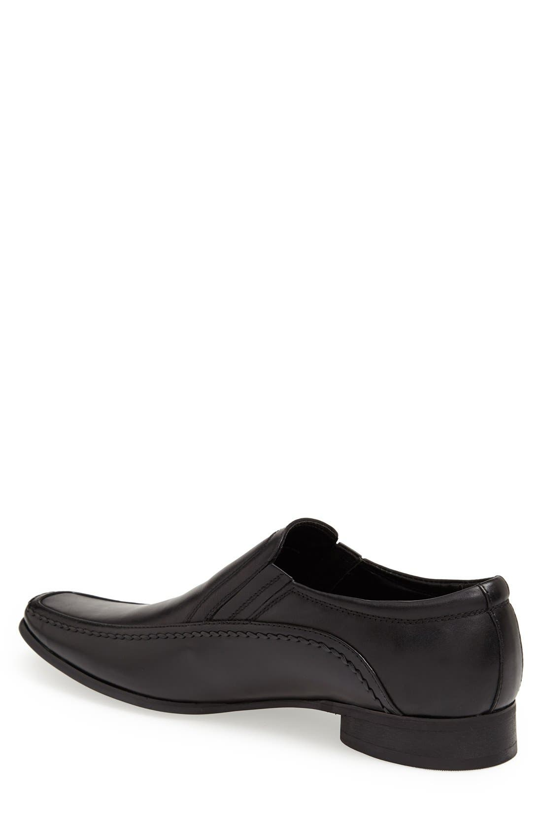 REACTION KENNETH COLE,                             'Key Note' Slip-On,                             Alternate thumbnail 6, color,                             001
