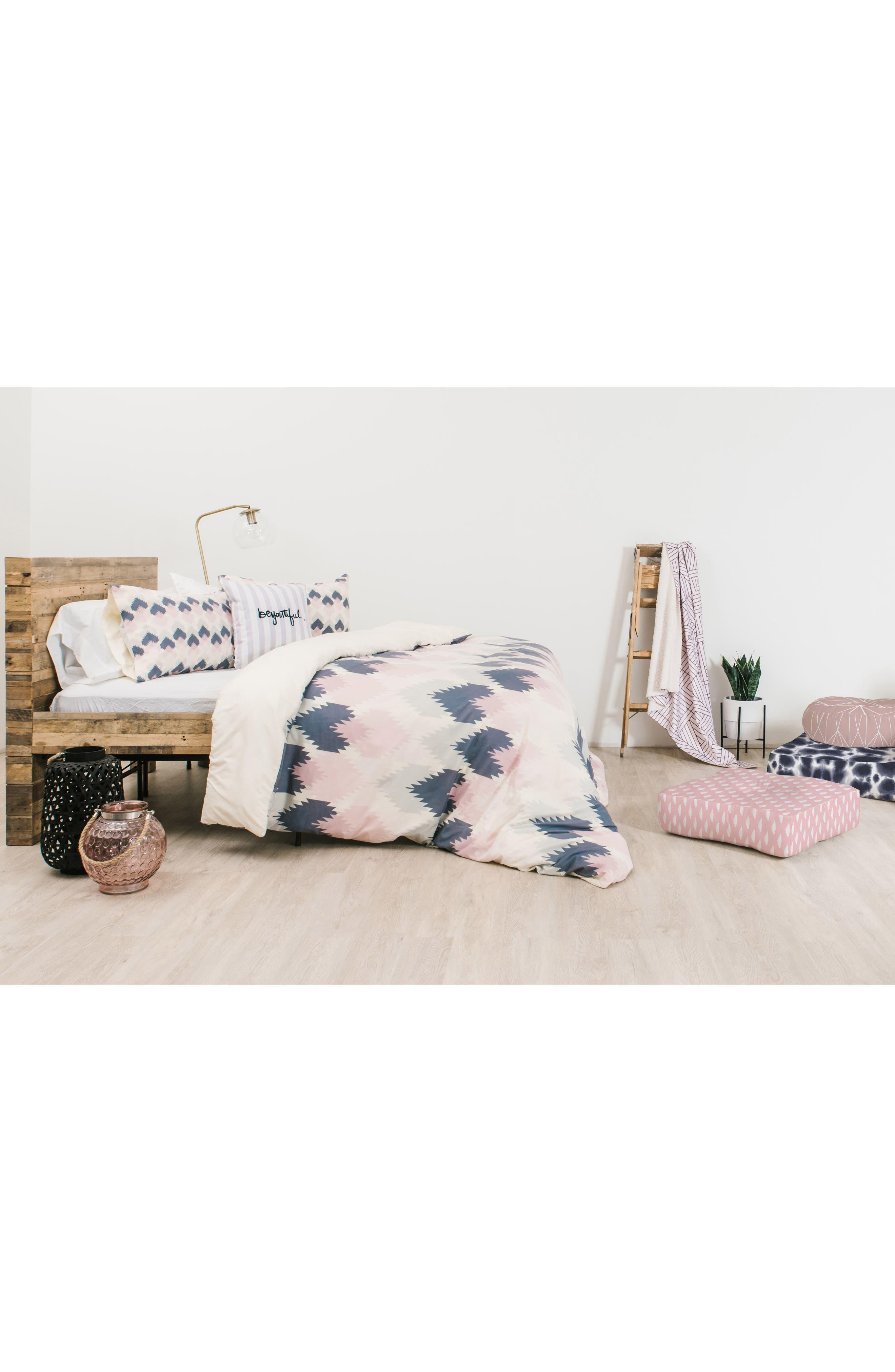 Be-you-tiful Pillow,                             Alternate thumbnail 3, color,