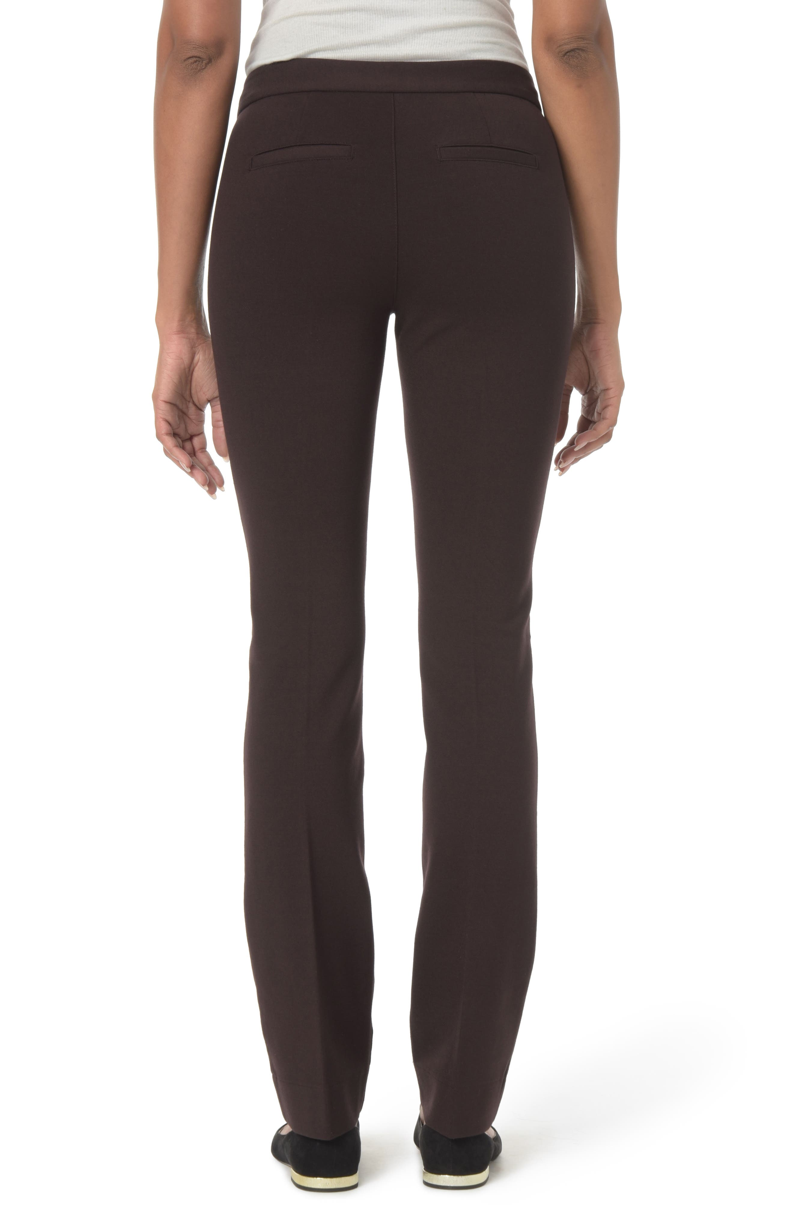 Stretch Knit Trousers,                             Alternate thumbnail 2, color,                             217
