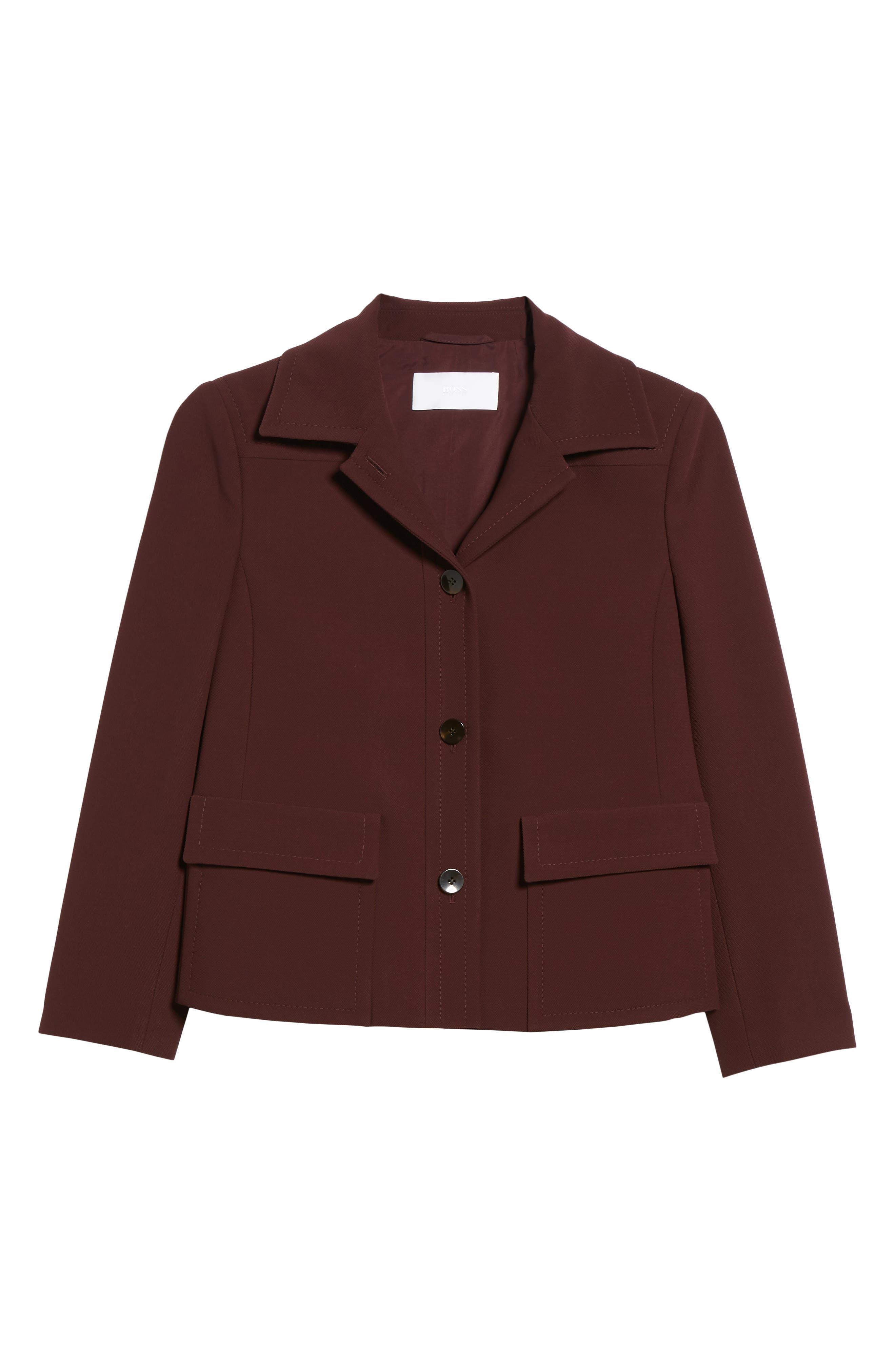 Juriona Suit Jacket,                             Alternate thumbnail 5, color,                             602
